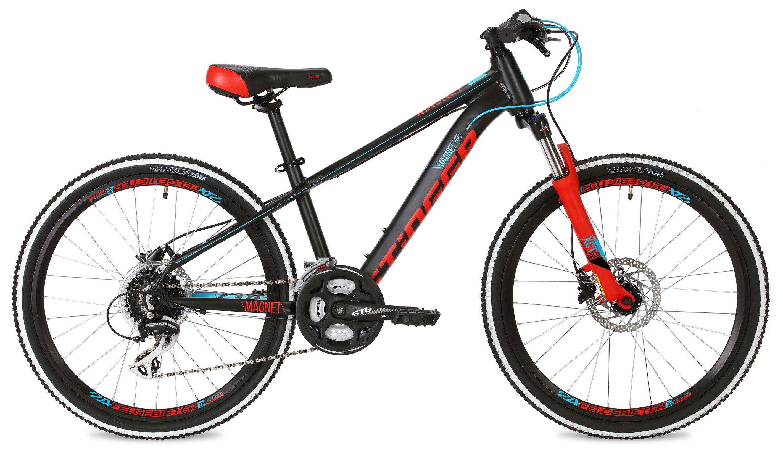 Велосипед Stinger Magnet Pro 24 2018 велосипед gt mach one pro 24