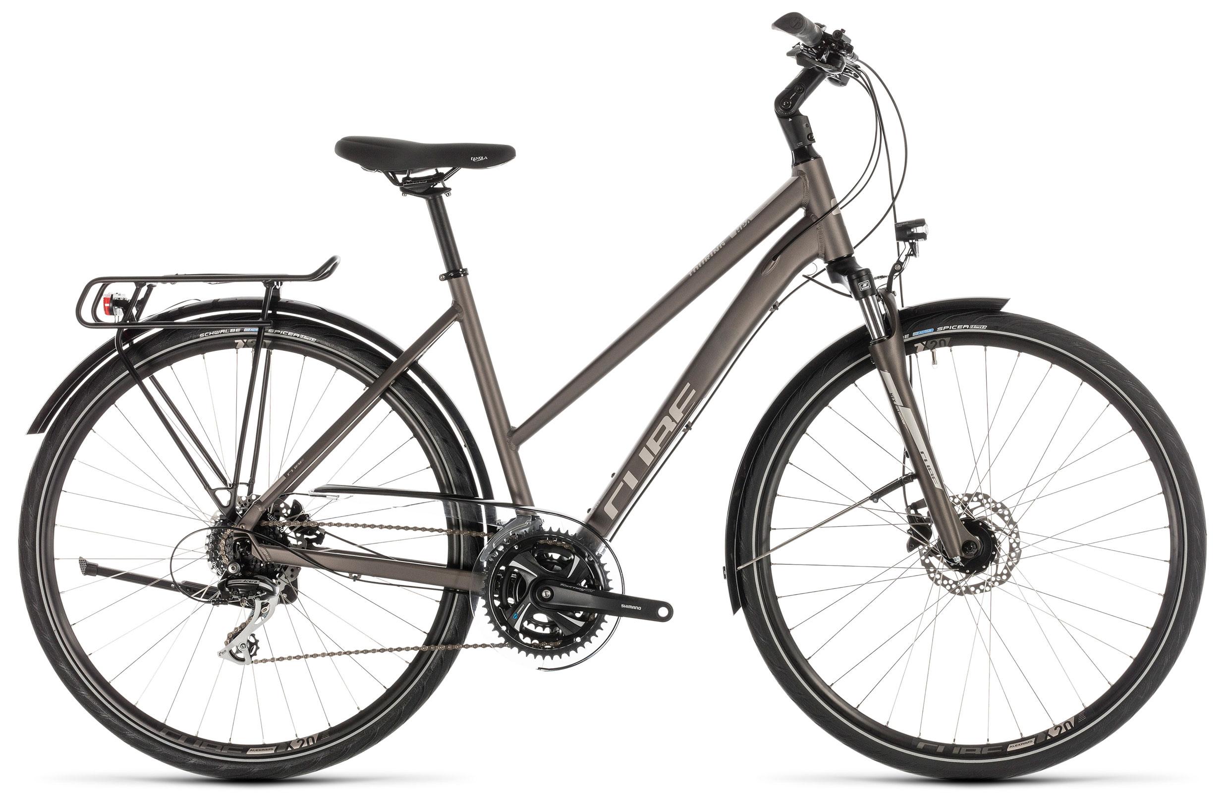 Велосипед Cube Touring Pro Trapez 2019 велосипед cube agree gtc pro 2015