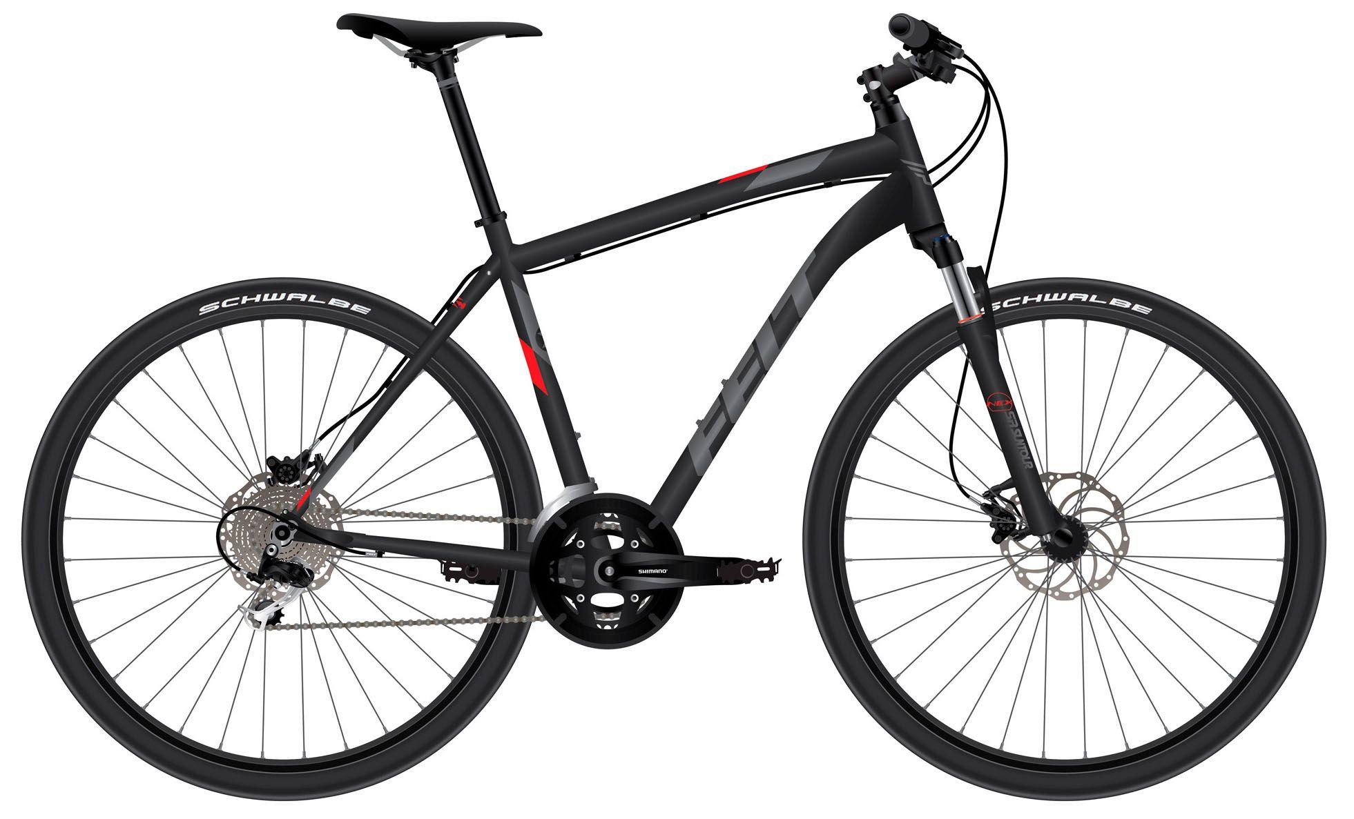 Велосипед Felt QX80 Men 2017