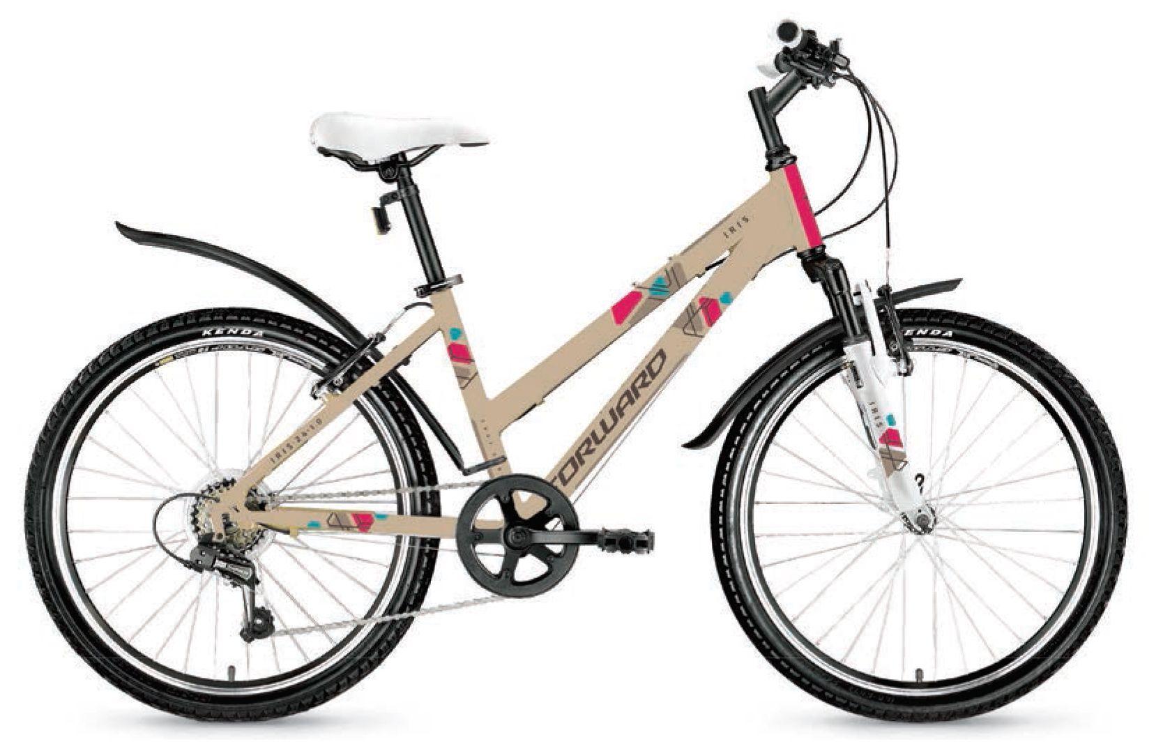 Велосипед Forward Iris 24 1.0 2017 велосипед forward iris 26 1 0 2017
