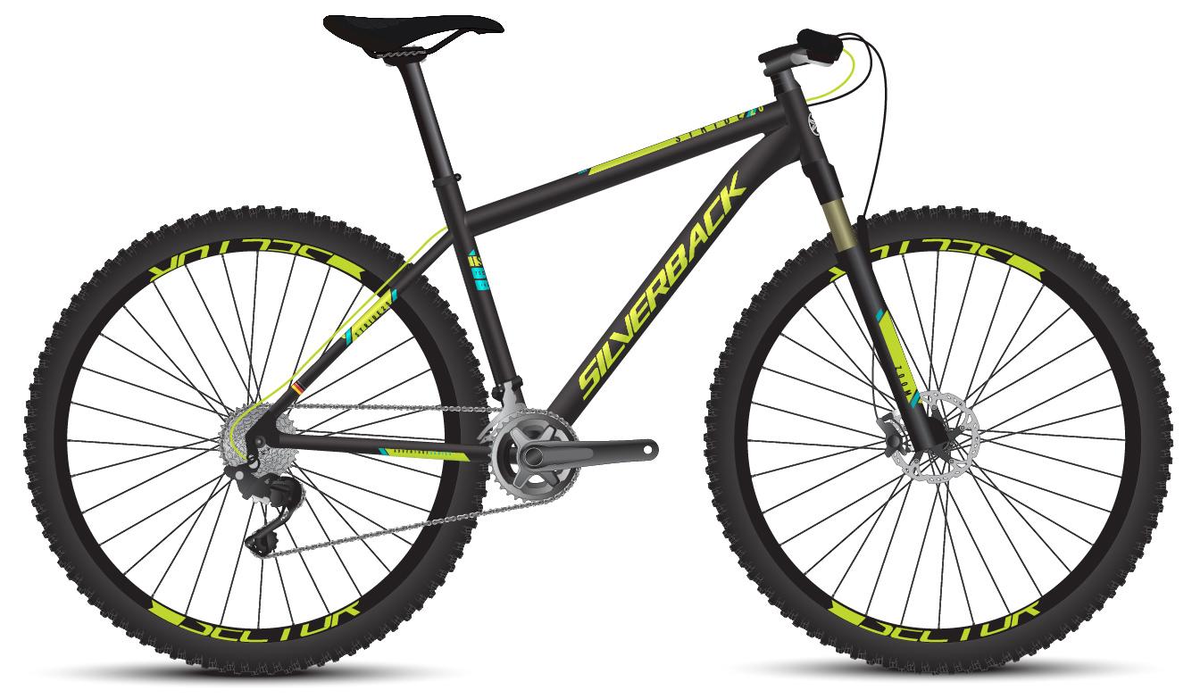 Велосипед Silverback Stride 29 MD 2019 цена