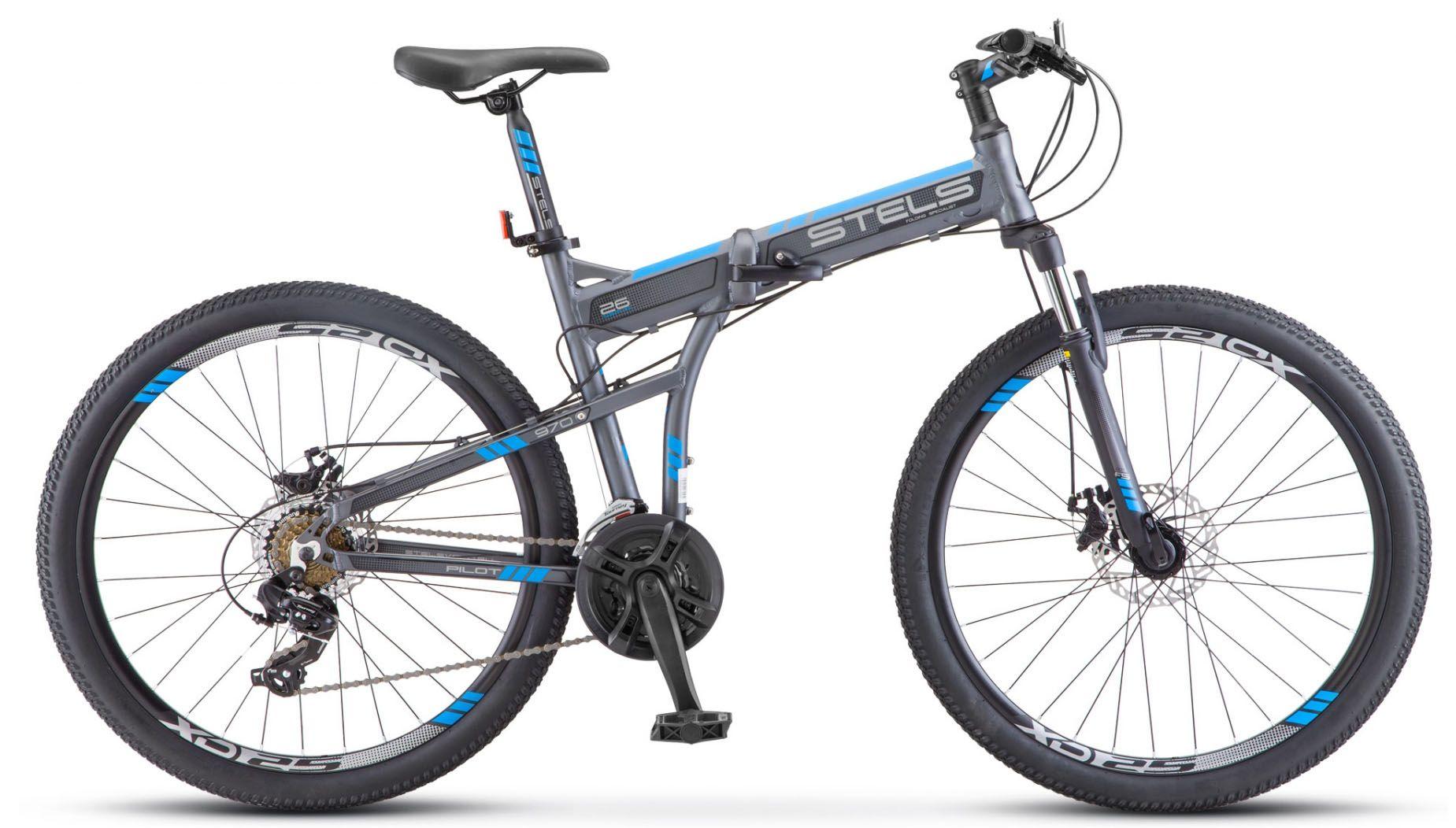 цена Велосипед Stels Pilot 970 MD 26 V021 2018