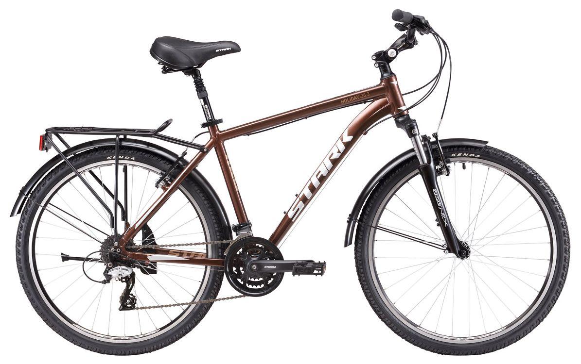 Велосипед Stark Holiday 26.3 V 2017 велосипед stark armer 29 5 d 2018