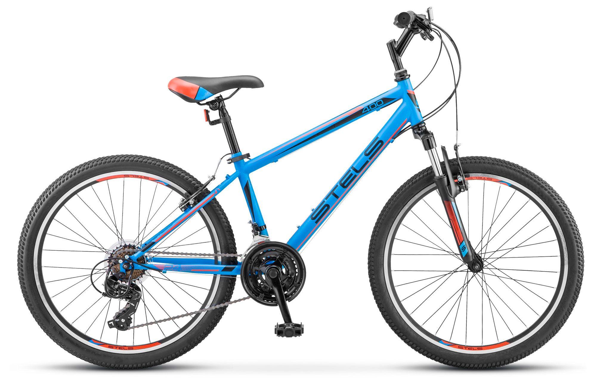 Велосипед Stels Navigator-400 V 24 (V031) 2017 велосипед stels navigator 400 v 2015