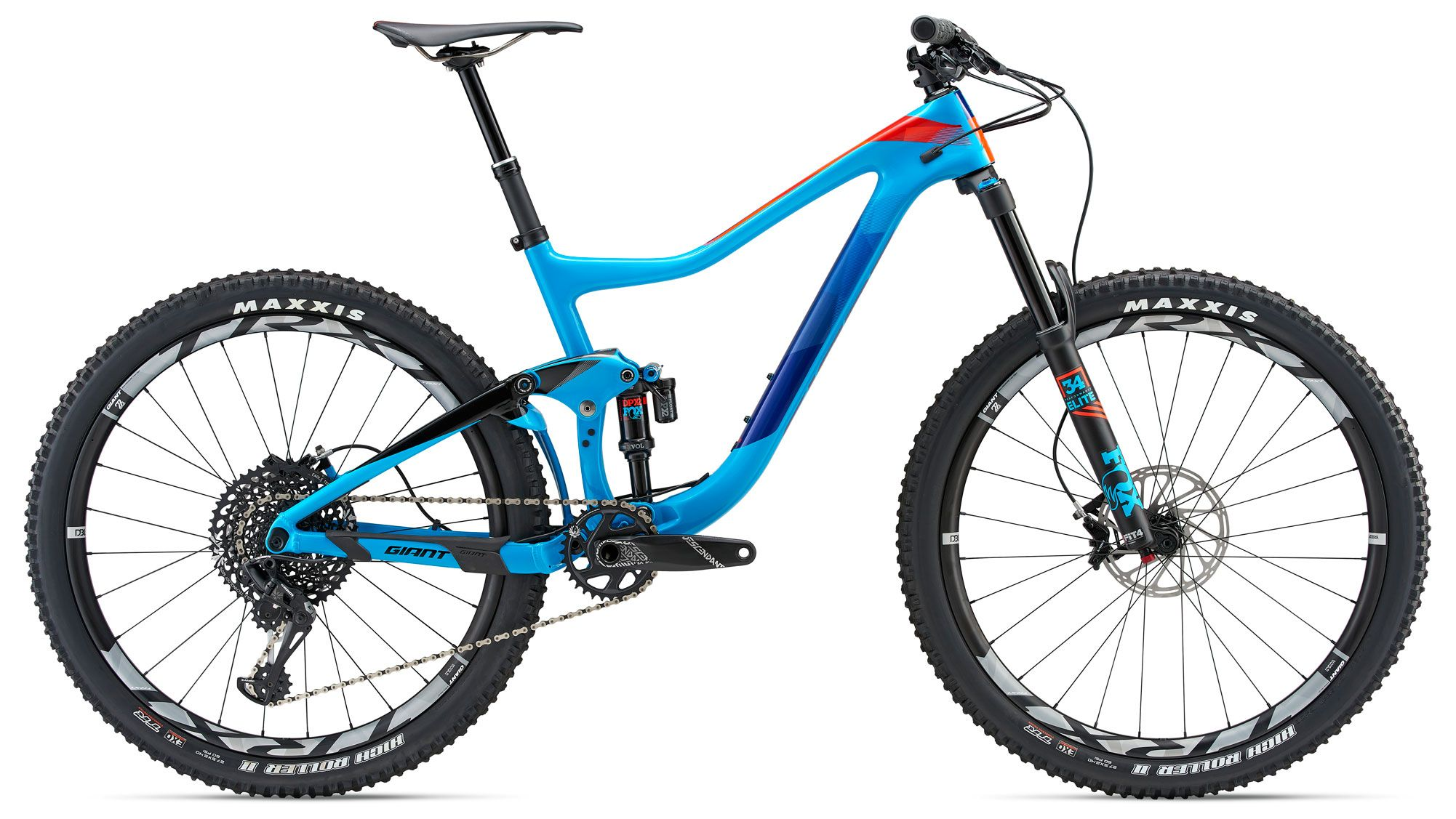 Велосипед Giant Trance Advanced 1 2018 велосипед giant defy advanced pro 0 compact 2015
