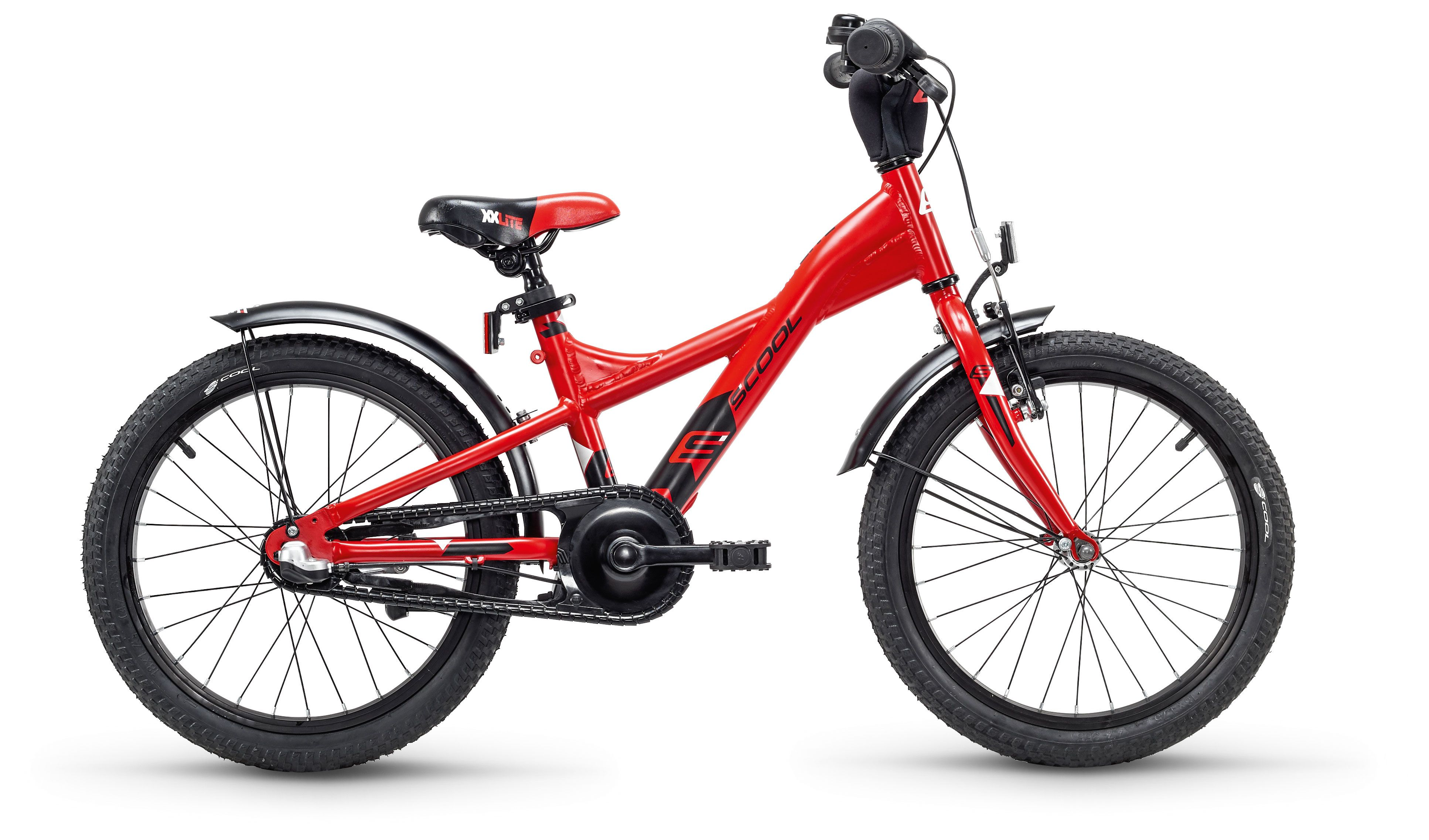 Велосипед Scool XXlite alloy 18 3-S 2018 free shipping alloy