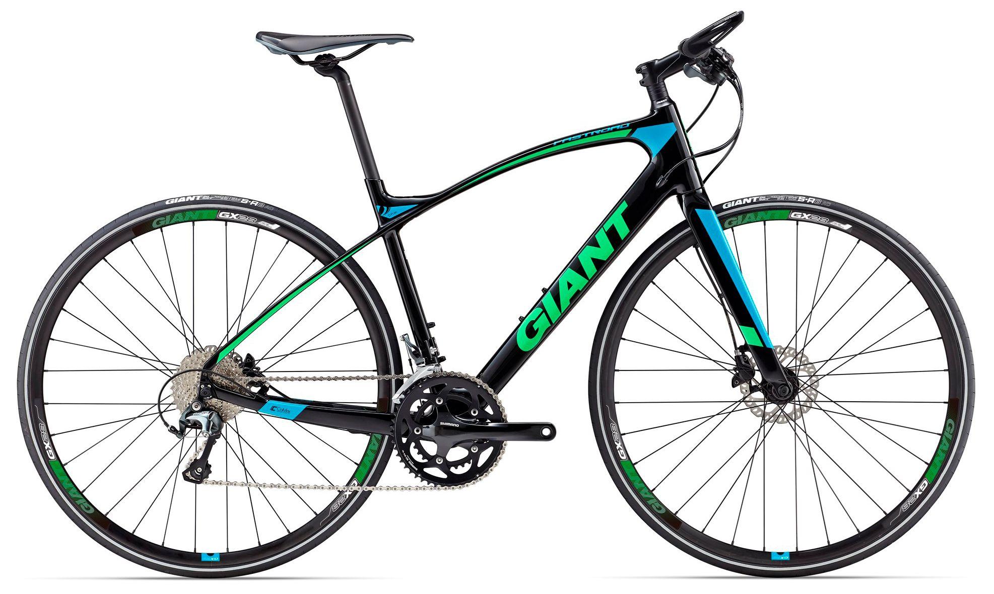 цена на Велосипед Giant FastRoad CoMax 2 2017