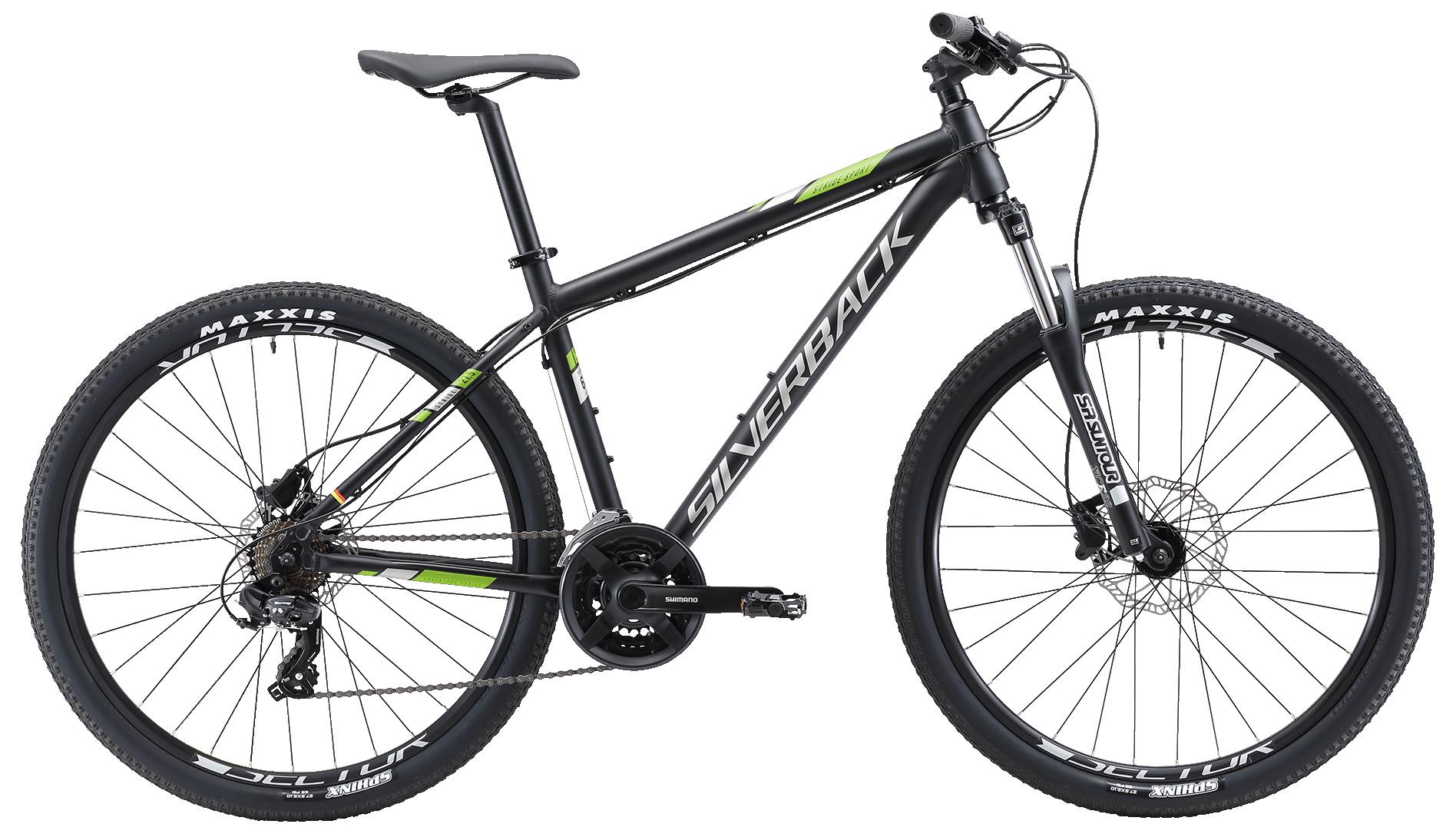 Велосипед Silverback Stride 275 Sport 2019 велосипед silverback stride fatty 2018