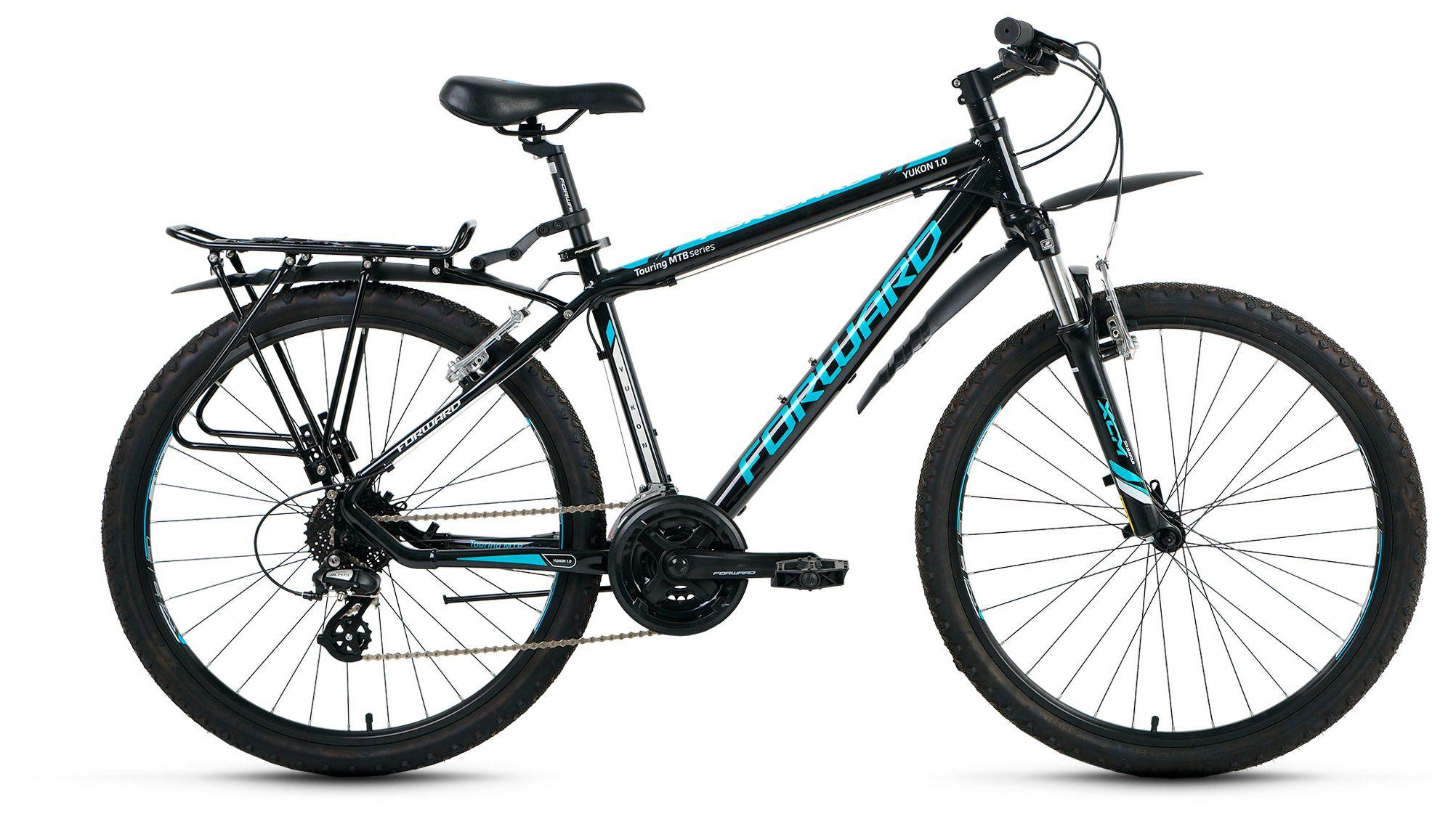 Велосипед Forward Yukon 1.0 2017