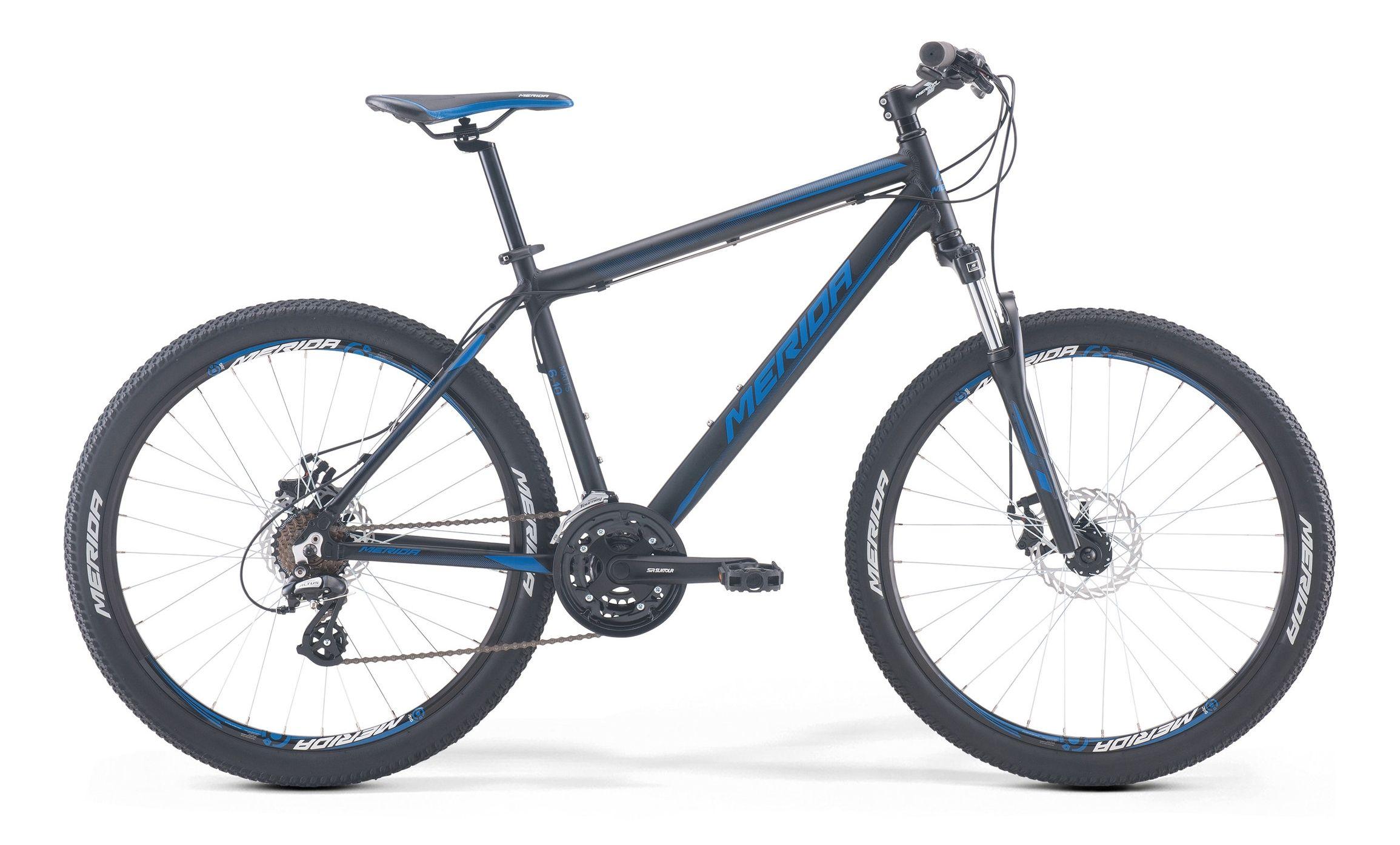 Велосипед Merida Matts 6.10-MD 2017,  Горные  - артикул:284188
