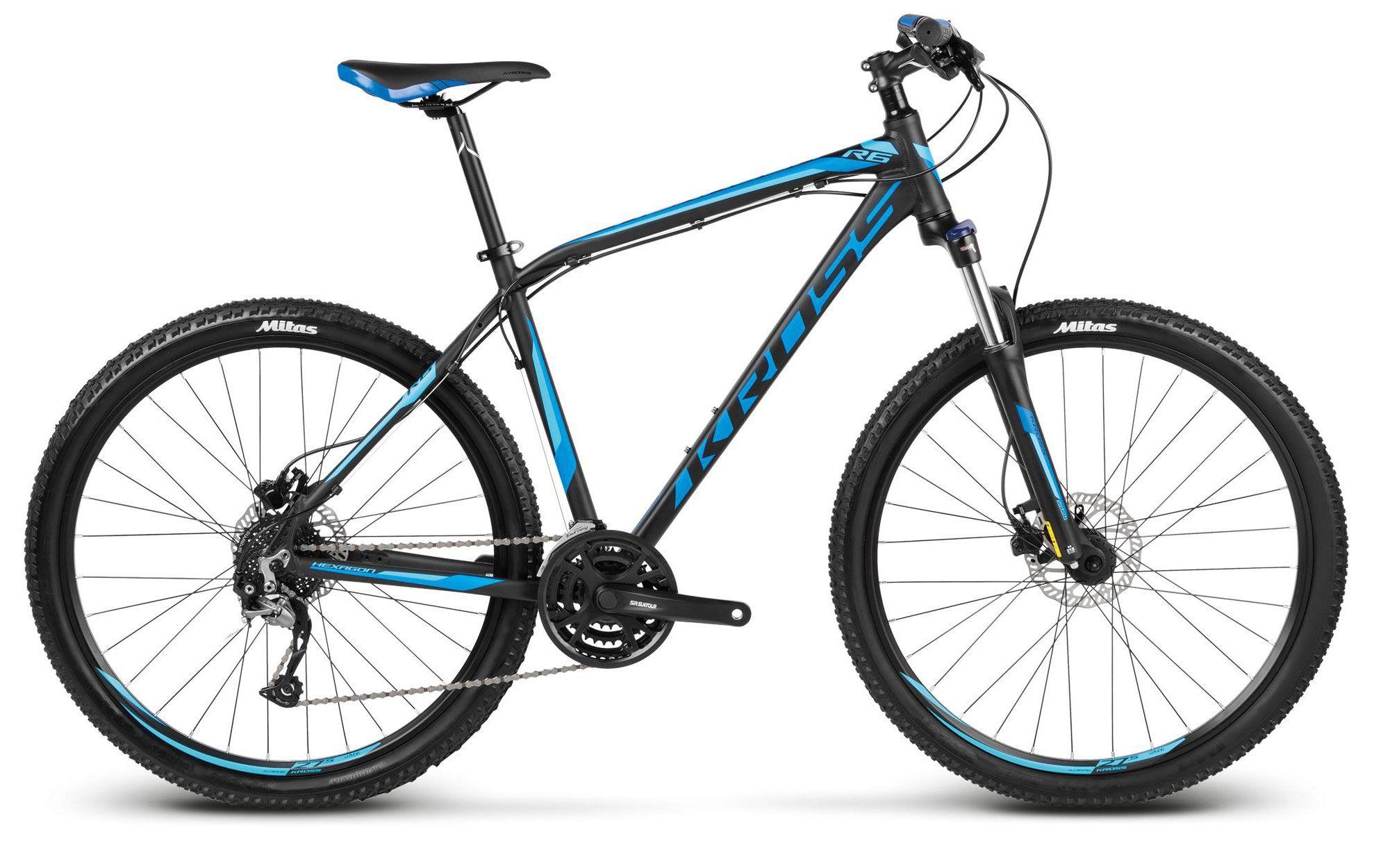 Велосипед KROSS Hexagon R6 2017 велосипед kross hexagon mini 2015