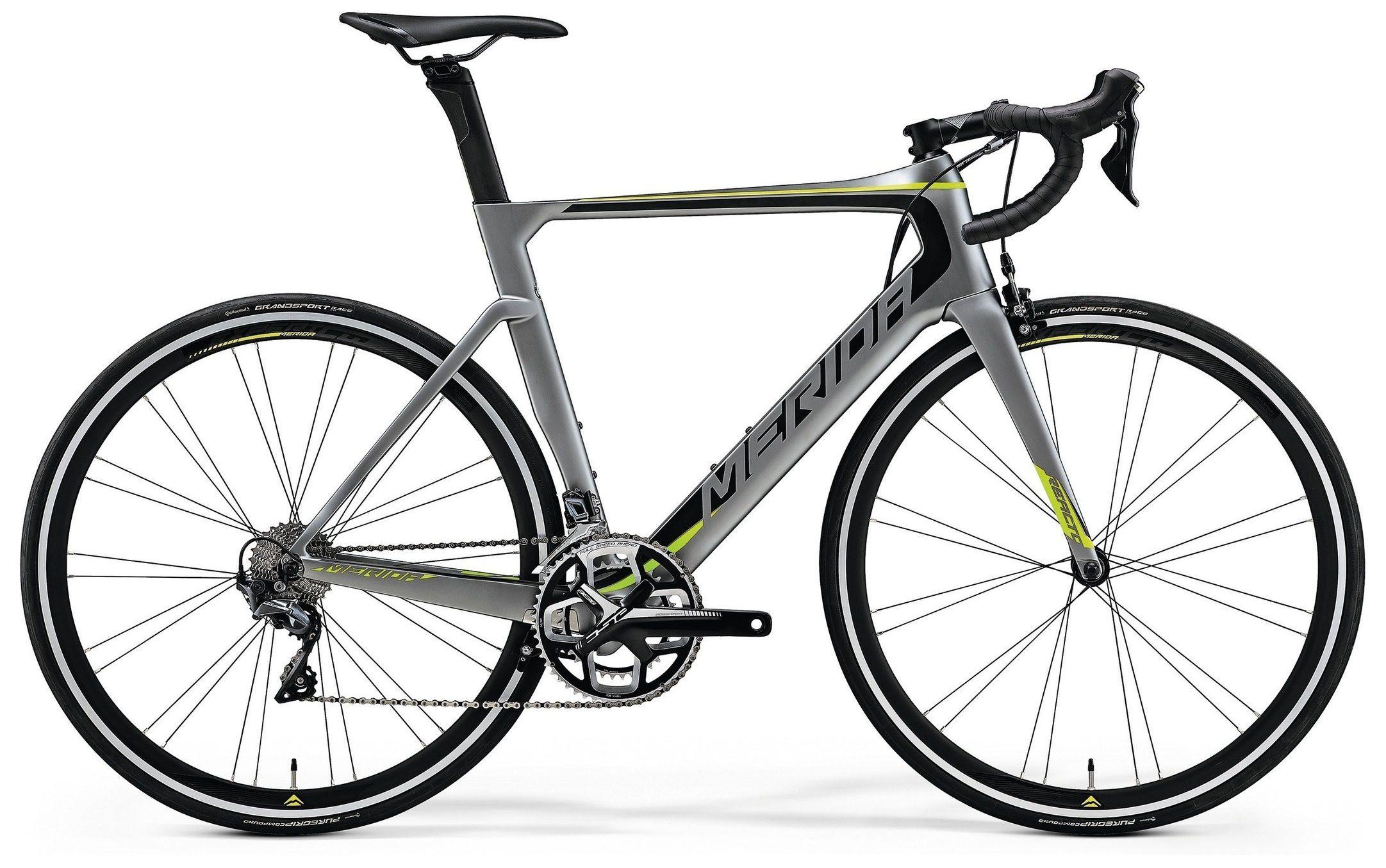 Велосипед Merida Reacto 5000 2018