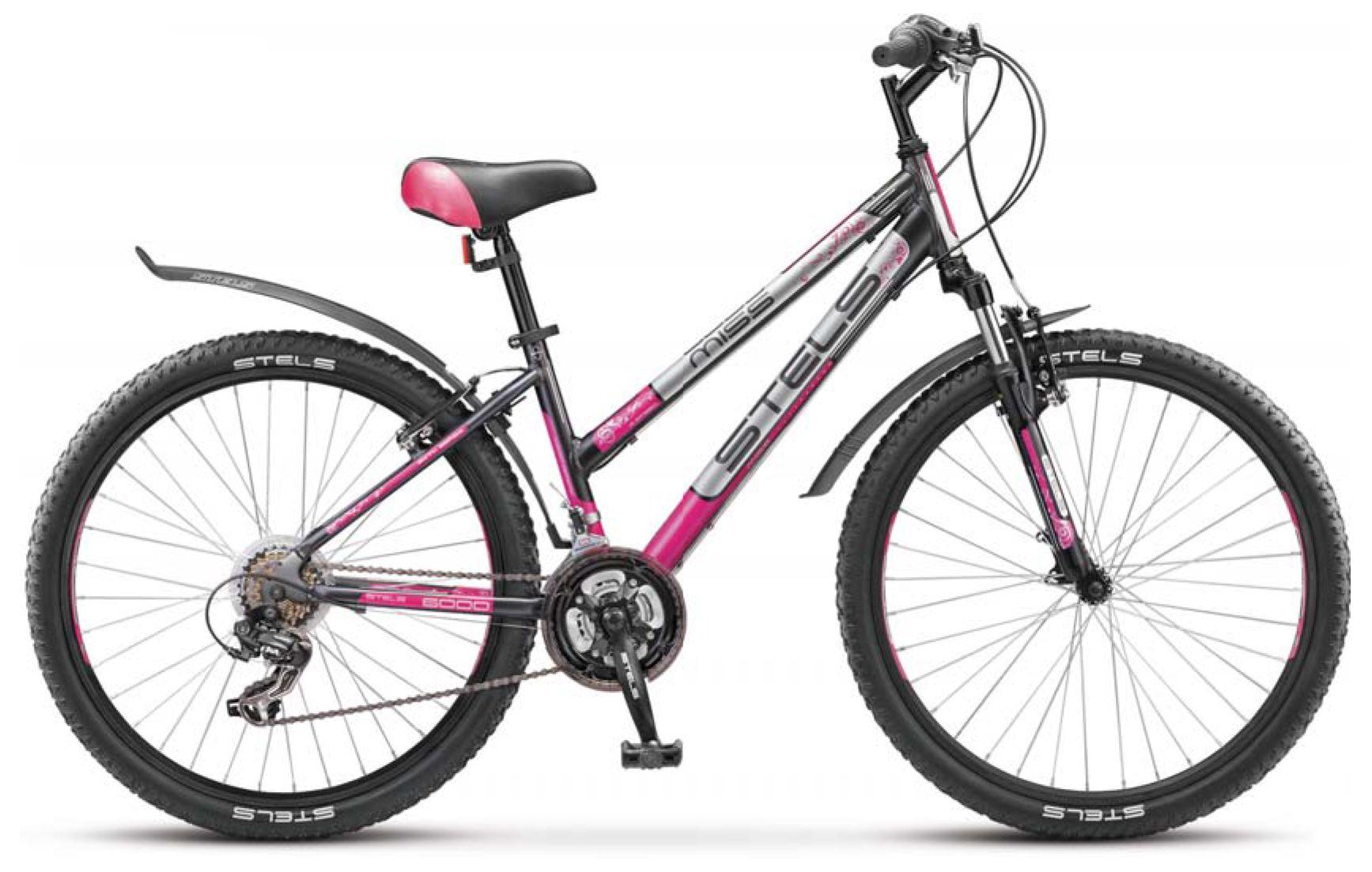 Велосипед Stels Miss 6000 V (V010) 2017,  Горные  - артикул:283134