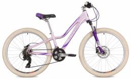 Подростковый велосипед для девочек  Stinger  Galaxy Pro 24  2019
