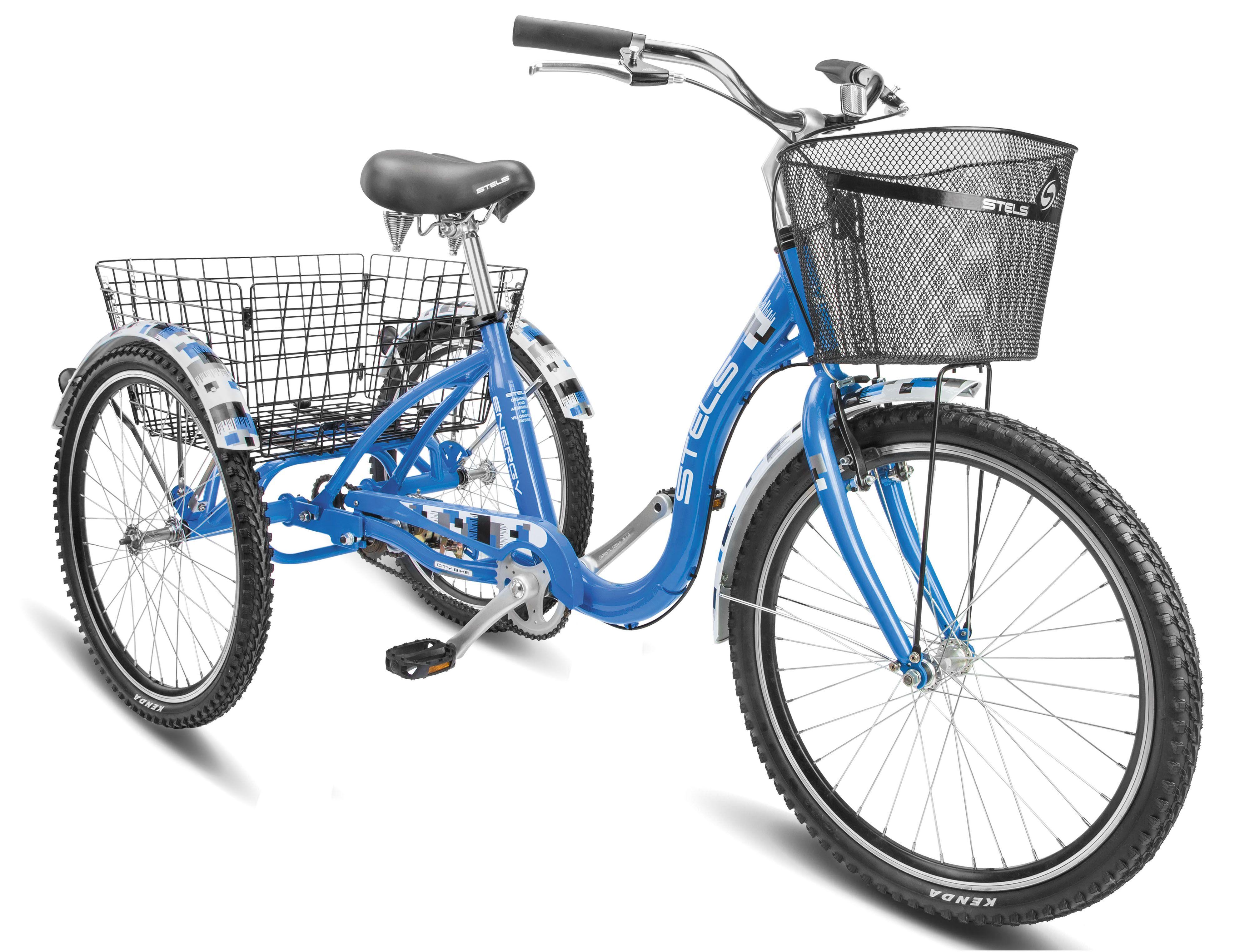 Велосипед Stels ENERGY IV V020 2018