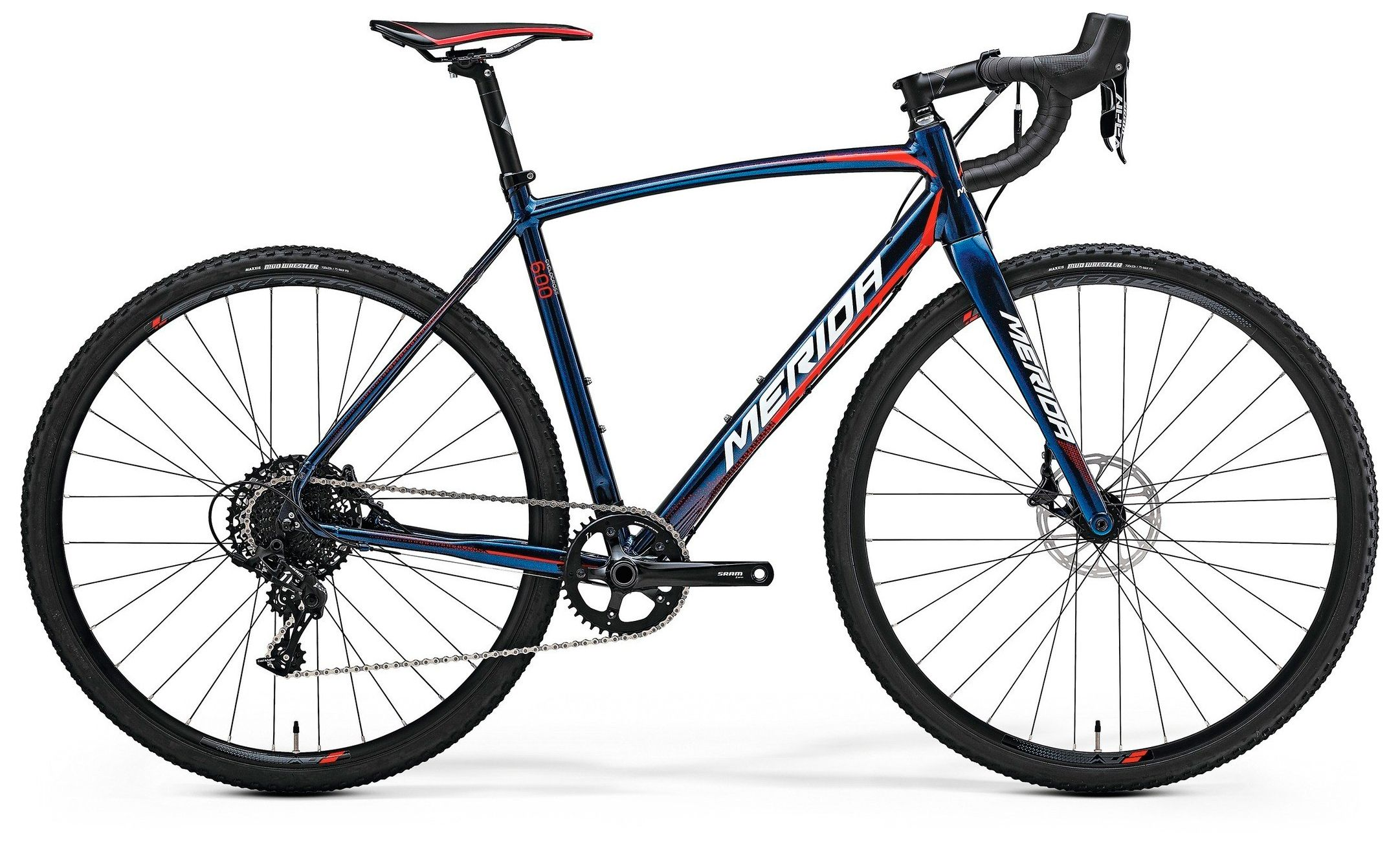 Запчасть Merida Cyclocross 600-KIT-FRM (72538),  рамы  - артикул:287415