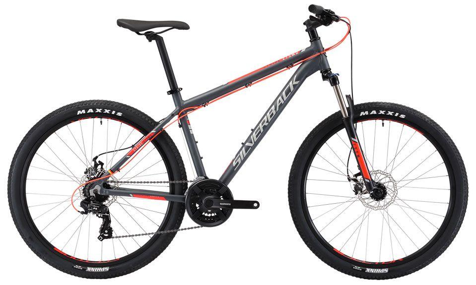 Велосипед Silverback Stride 27-MD 2018 велосипед silverback stride 26 v 2018