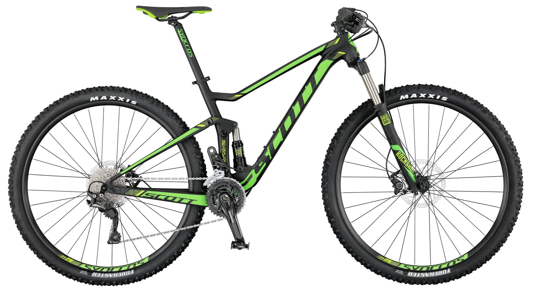 Велосипед Scott