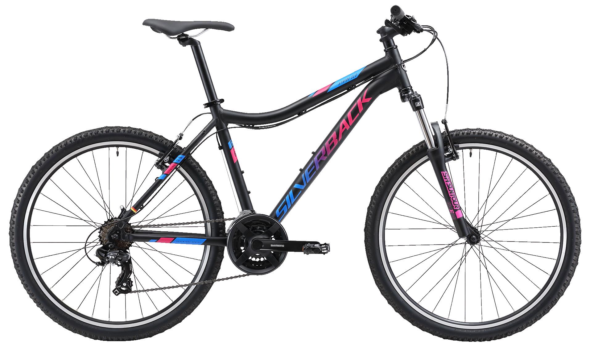 Велосипед Silverback Stride 26 SLD 2019 велосипед silverback stride fatty 2018