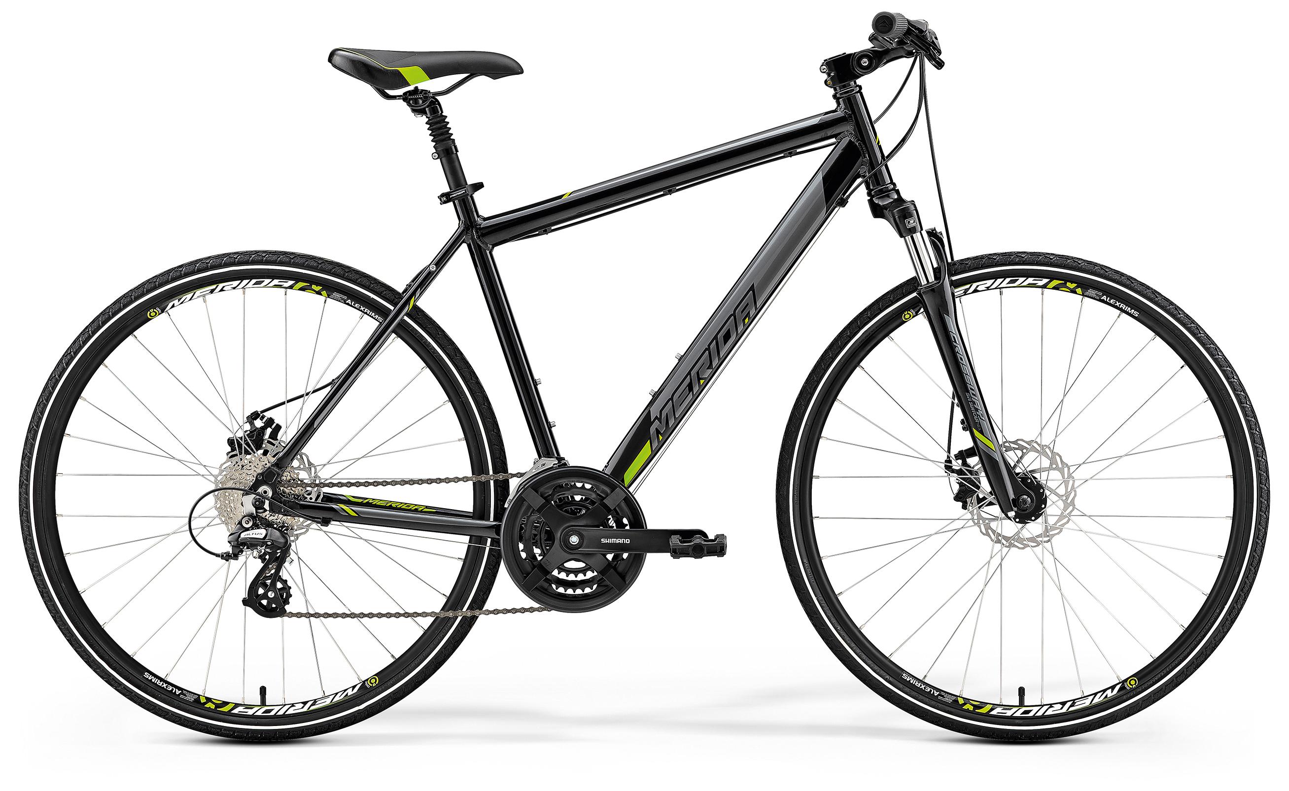 Велосипед Merida Crossway 15-MD 2019