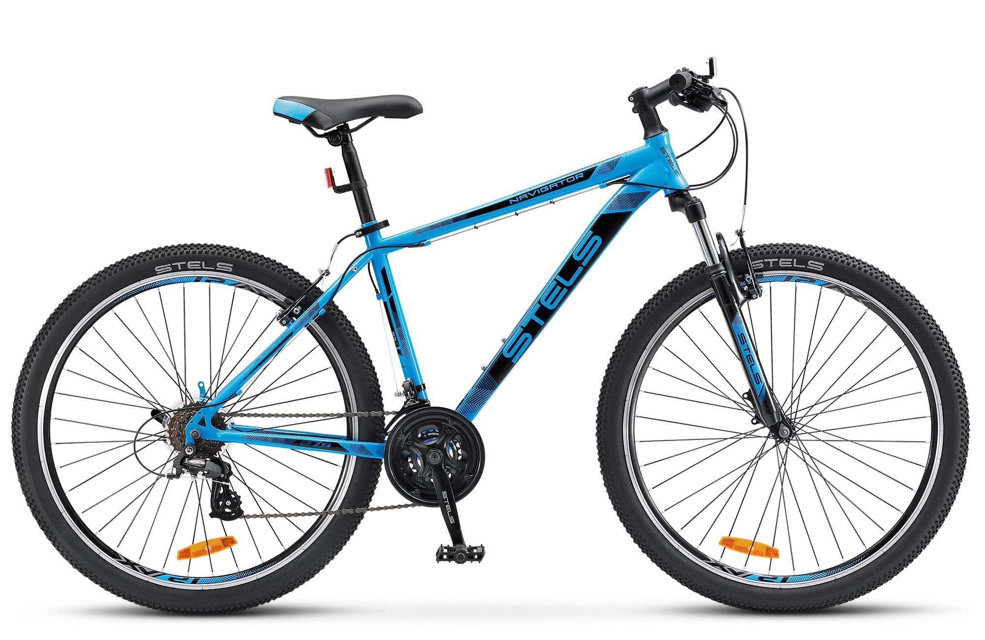 Велосипед Stels Navigator 500 V 27.5 2017 велосипед stels navigator 310 2016