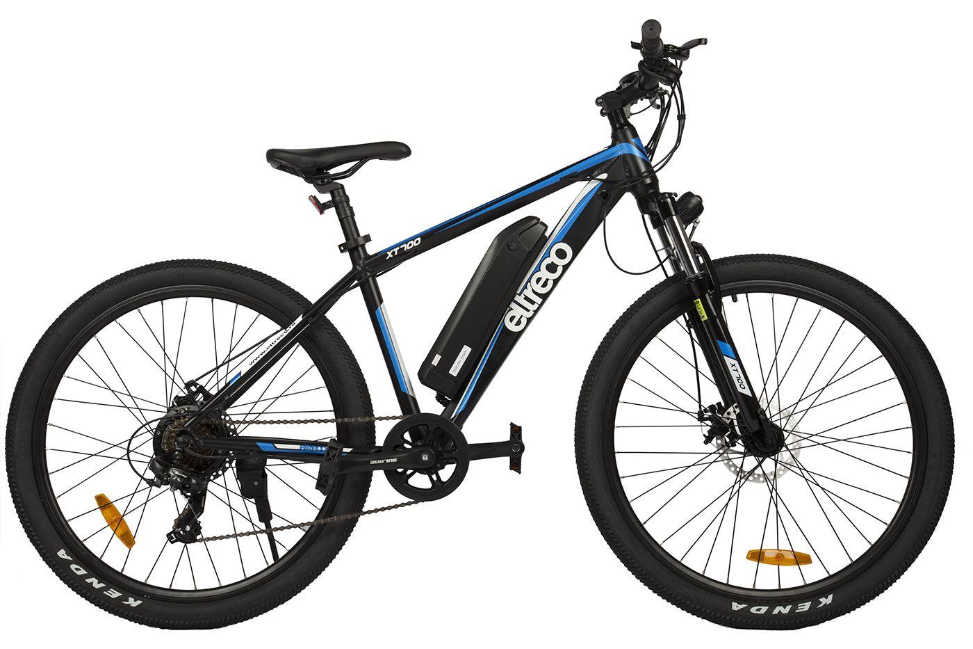 Велосипед Eltreco XT-700 2018 цена