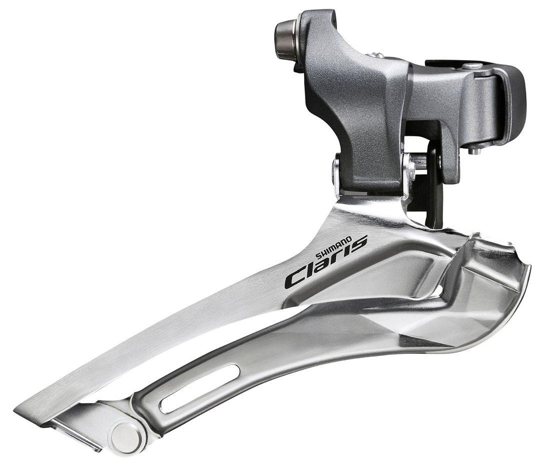 Запчасть Shimano Claris 2400 (EFD2400F) суппорт переключатель передний для велосипеда shimano claris 2400 2x8скоростей efd2400f