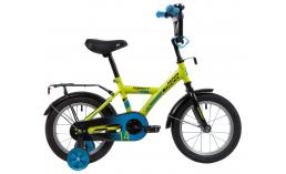 Детский велосипед от 1 до 3 лет  Novatrack  Forest 14  2020