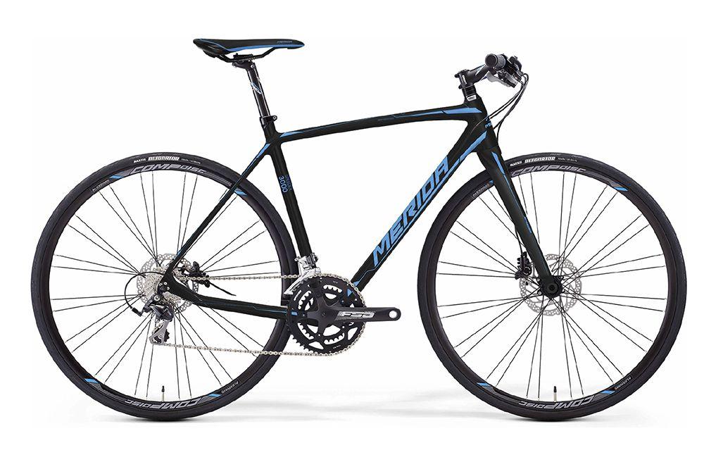 Велосипед MeridaГородские<br>ВЕЛОСИПЕД MERIDA SPEEDER 3000 (2016) — легкий и функциональный гибрид для города и туризма, который стоит выбрать, если вы не мыслите своей жизни без повседневных поездок и предпочитаете на расставаться с велосипедом и на отдыхе. Эта модель порадует вас изящной и прочной рамой Race disc CF3 R12, которая подойдет для широкой сферы эксплуатации и позволит равномерно распределять нагрузки. Инновационные тормоза Shimano M506 станут отличным методом всегда чувствовать себя уверенно и легко управлять скоростью, а колеса 28 дюймов с покрышками Maxxis Detonator отлично подойдут и для асфальта, и для грунтовых дорог.В нашем магазине можно купить ВЕЛОСИПЕД MERIDA SPEEDER 3000 (2016) в оригинальной комплектации. У нас вы получите гарантии качества, выбор методов оплаты и оперативную доставку по РФ. В Москве действует доставка за сутки.<br><br>year: 2016<br>пол: мужской<br>уровень оборудования: профессиональный<br>длина хода вилки: нет<br>блокировка амортизатора: нет<br>планетарная втулка: нет<br>рулевая колонка: Big Conoid S-bearing neck pro<br>вынос: Merida pro Carbon OS 5<br>руль: Merida pro OS, Flat, ширина 600 мм<br>грипсы: Merida Screw on-Single<br>передний тормоз: Shimano M506, диаметр ротора 160 мм<br>задний тормоз: Shimano M506, диаметр ротора 160 мм<br>тормозные ручки: Attached<br>цепь: KMC X10<br>система: FSA Omega. 50-34 Mega<br>каретка: Attached<br>ободья: Merida comp, 22 disc pair<br>передняя втулка: Formula Centerlock-15<br>задняя втулка: Formula Centerlock-12<br>спицы: Нержавеющая сталь, черные<br>передняя покрышка: Maxxis Detonator 28 60, fold<br>задняя покрышка: Maxxis Detonator 28 60, fold<br>седло: Merida Sport Pro<br>подседельный штырь: Merida carbon H SB15, 27.2 мм<br>кассета: Shimano CS-HG500-10, 12-28<br>манетки: Shimano SL-4700<br>рама: Race disc CF3 R12<br>вилка: Race carbon disc 15<br>цвет: чёрный<br>размер рамы: 16&amp;amp;quot;<br>материал рамы: карбон<br>тип тормозов: дисковый гидравлический<br>диаметр колеса: 28<br>тип
