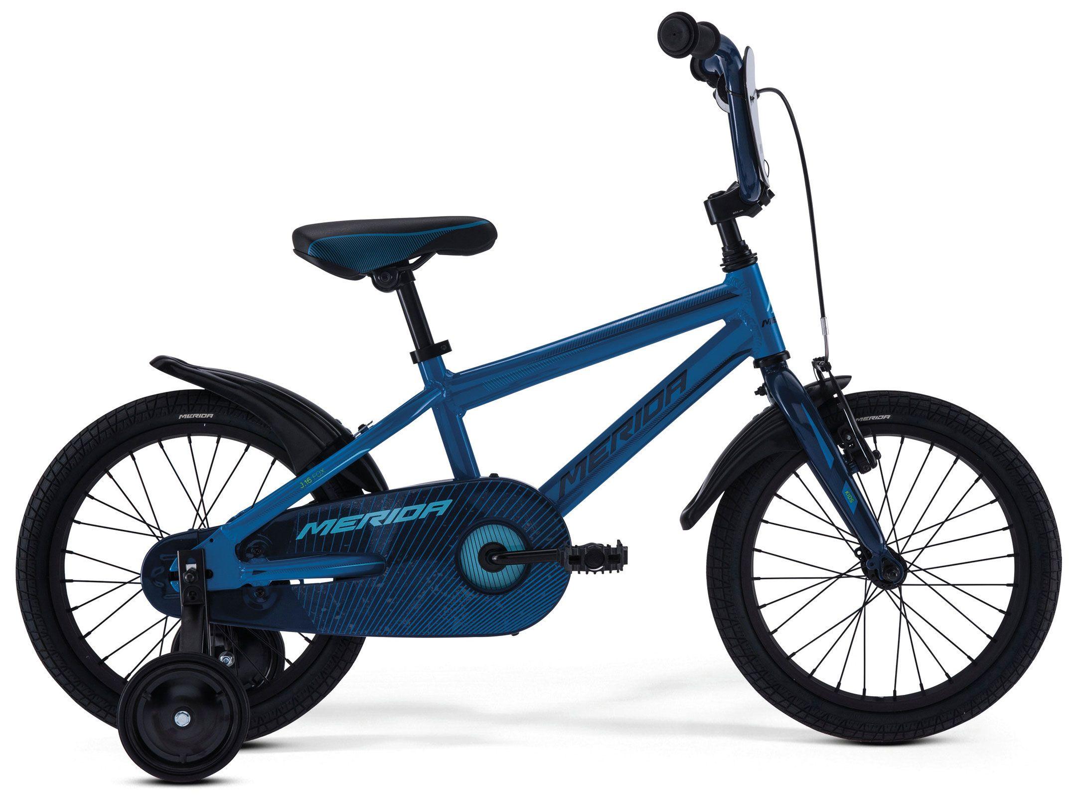 Велосипед Merida Fox J16 2017