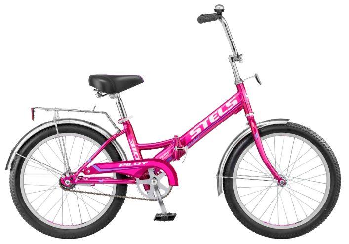 Велосипед Stels Pilot 350 20 (Z011) 2018 велосипед stels pilot 170 14 2016