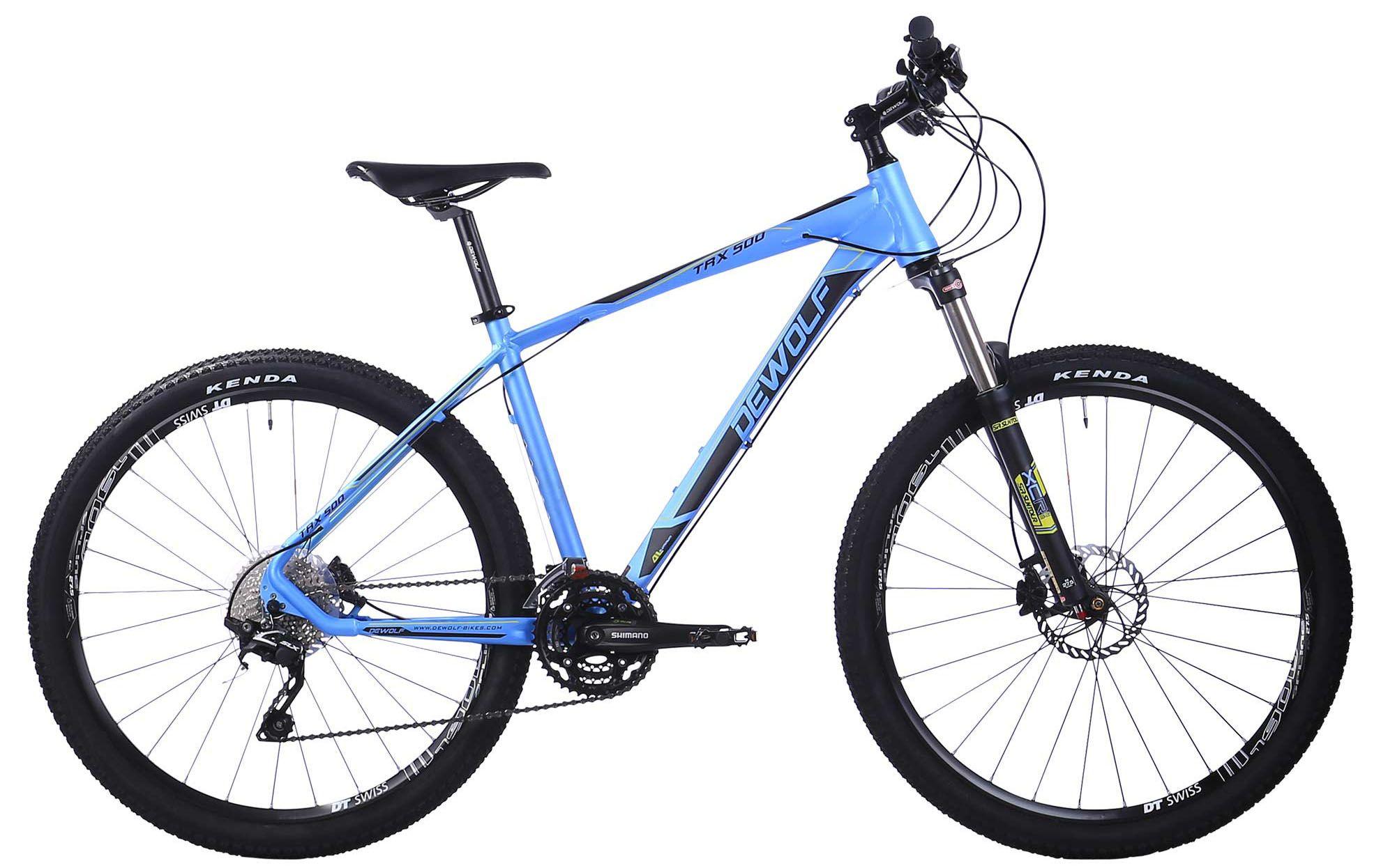 купить Велосипед Dewolf TRX 500 2018 по цене 55900 рублей