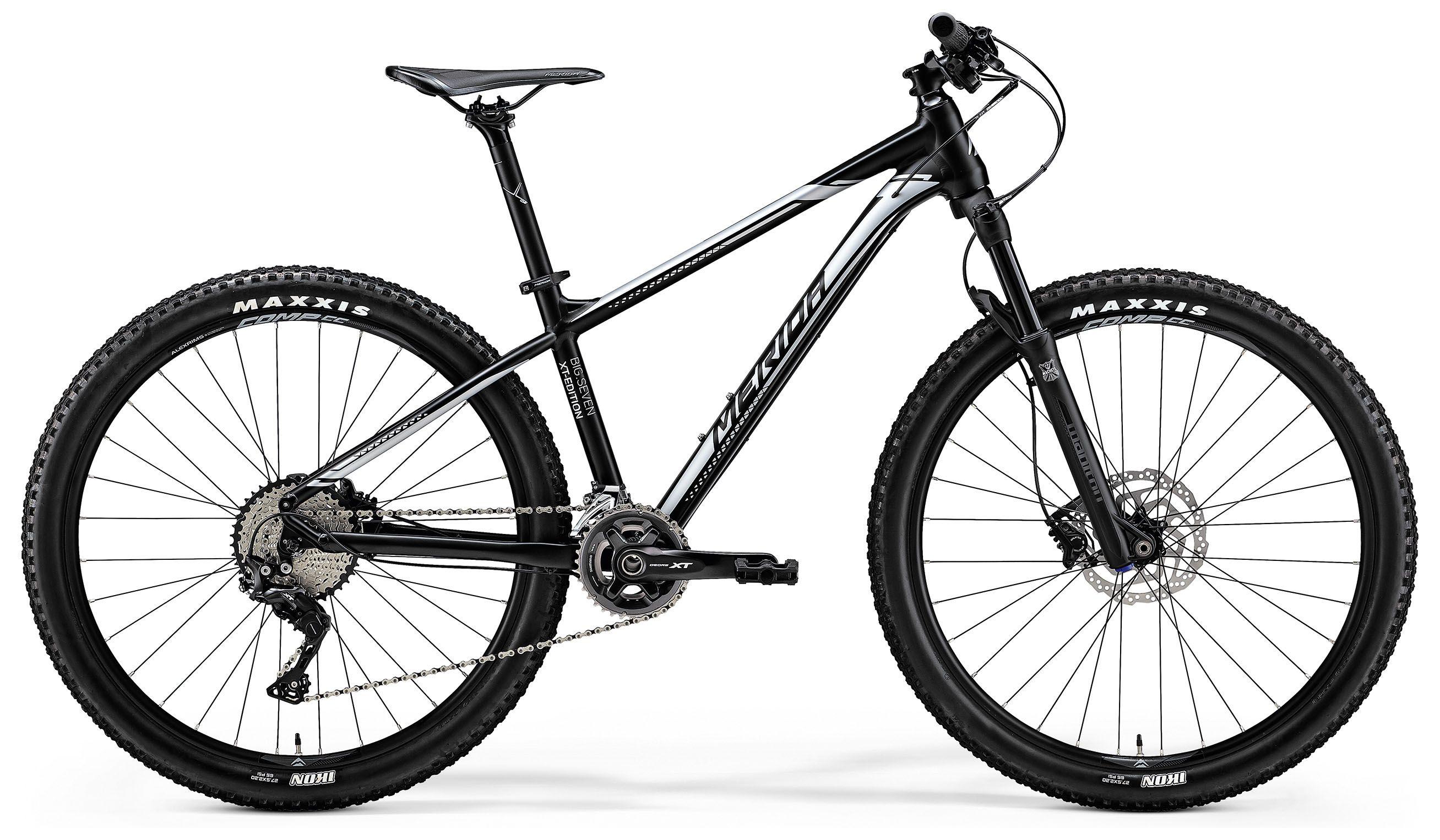 Велосипед Merida Big.Seven Xt Edition 2018