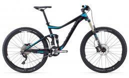 Двухподвесный велосипед 2015 года  Giant  Trance 27.5 2