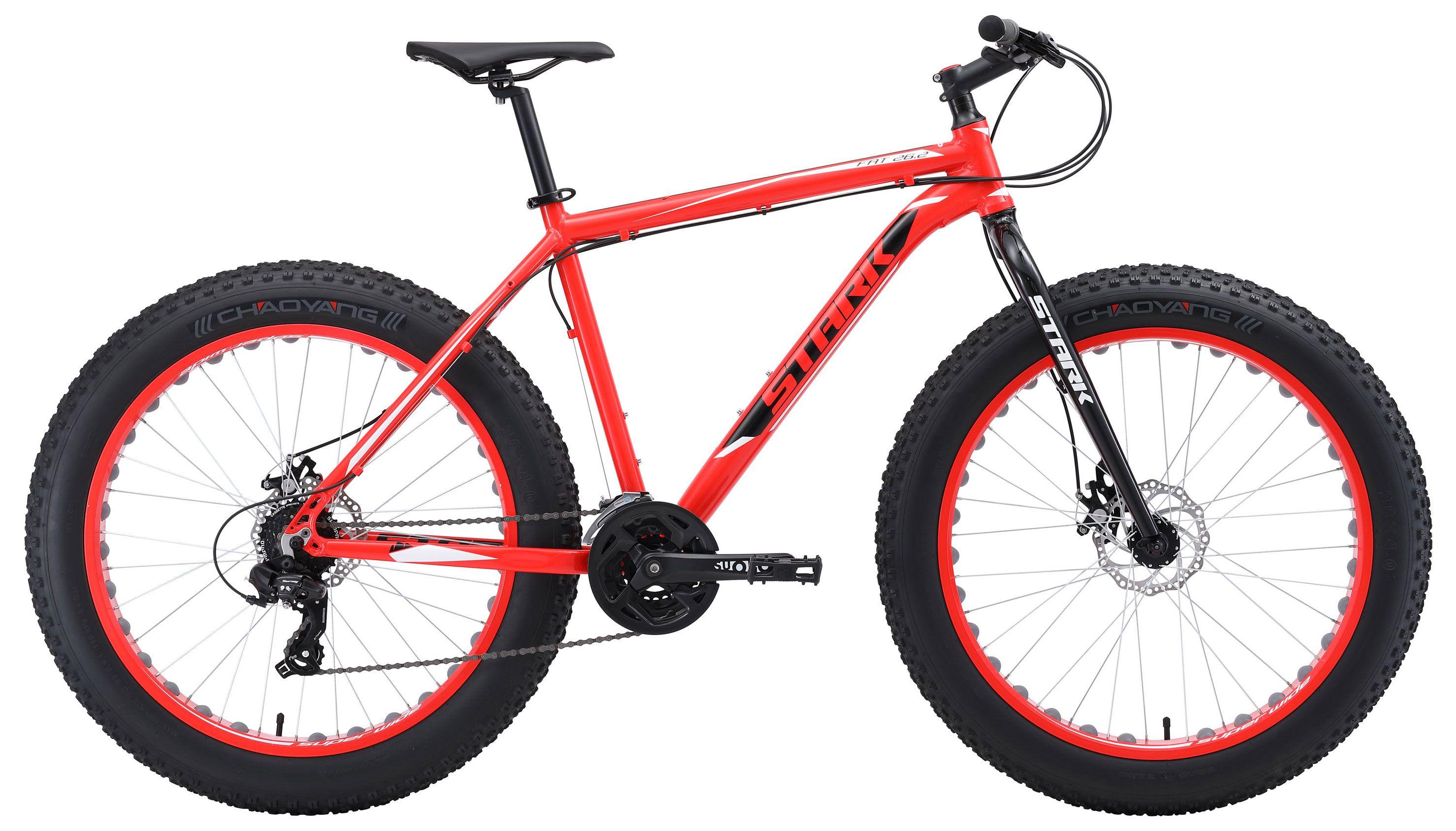 Велосипед Stark Fat 26.2 D 2018 stark велосипед stark outpost disc 2016 сине оранжевый 20