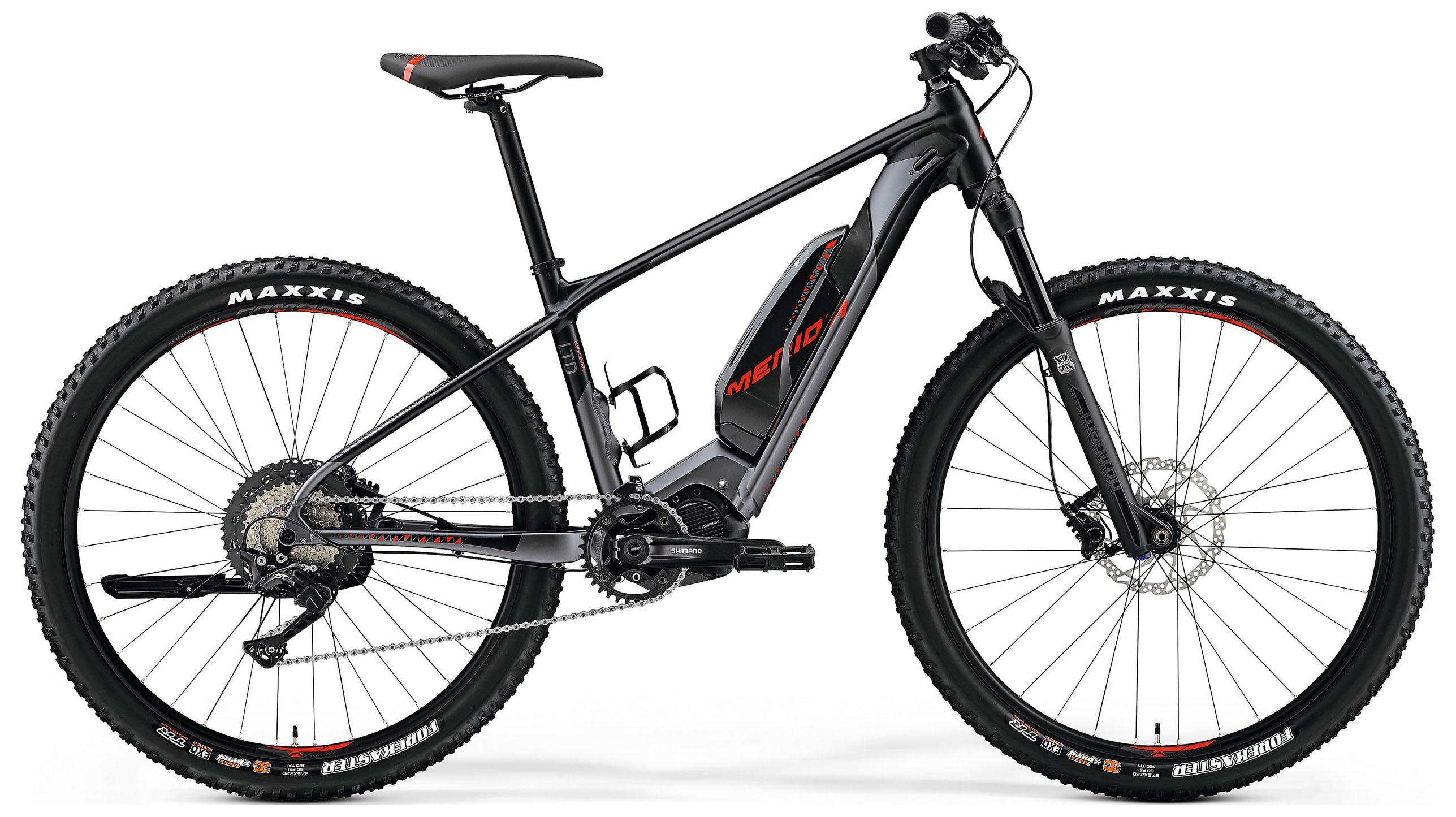 Велосипед Merida eBig.Seven Limited 2019 цена