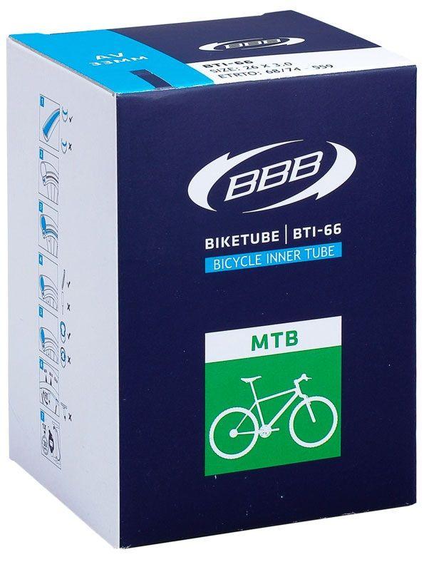 Запчасть BBB BTI-66 26*3,00 AV запчасть bbb bhs 28 highsix 90mm 25 4