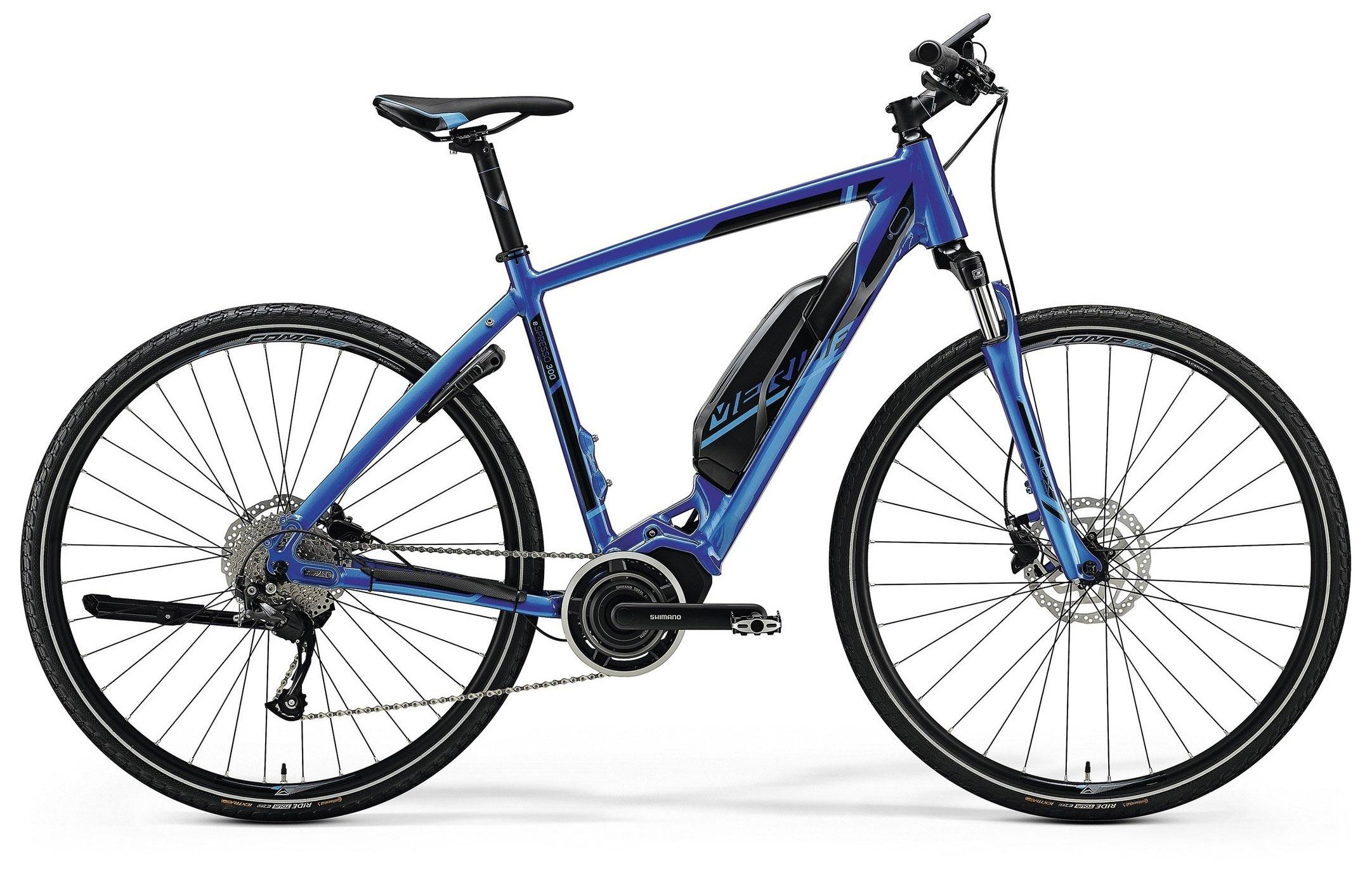 Велосипед Merida eSpresso 300 2018