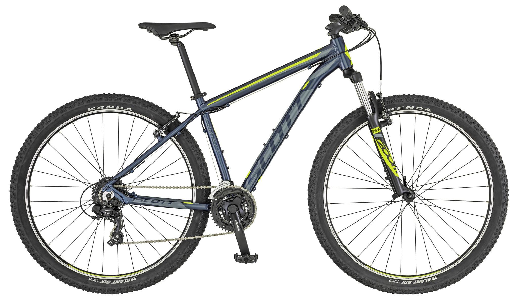 Велосипед Scott Aspect 980 2019