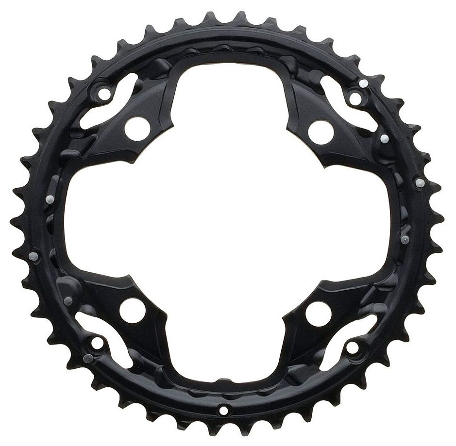 Запчасть Shimano передняя для FC-M522, 42T-AE fouriers cr dx004 cnc single chain ring bike bicycle chainrings sprocket 40t 42t for 10s shimano b c d 104mm