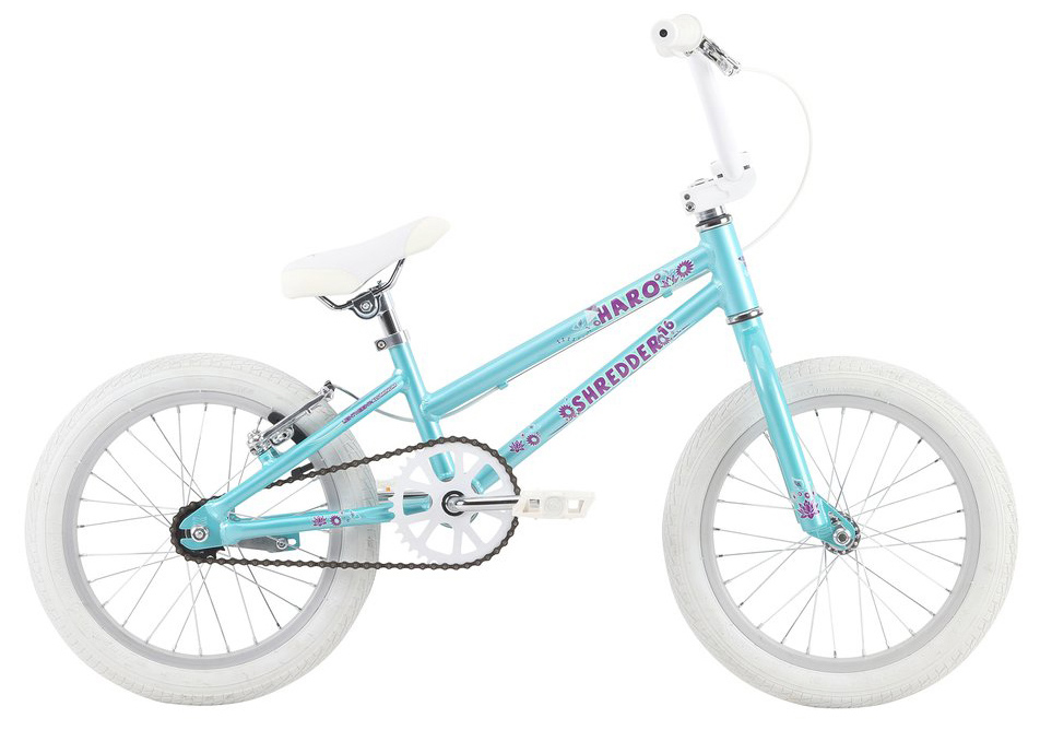 Велосипед Haro Shredder 16 Girls Alloy 2019 цена