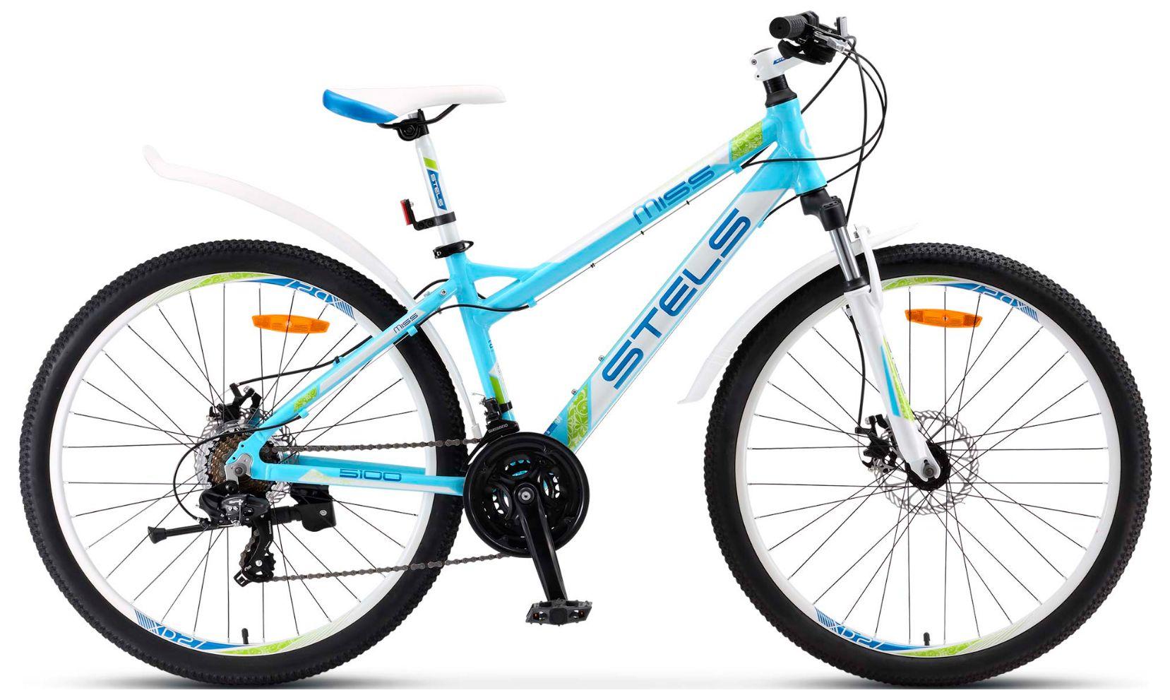 Велосипед Stels Miss 5100 MD (V030) 2017 miss 6700 md 26 16