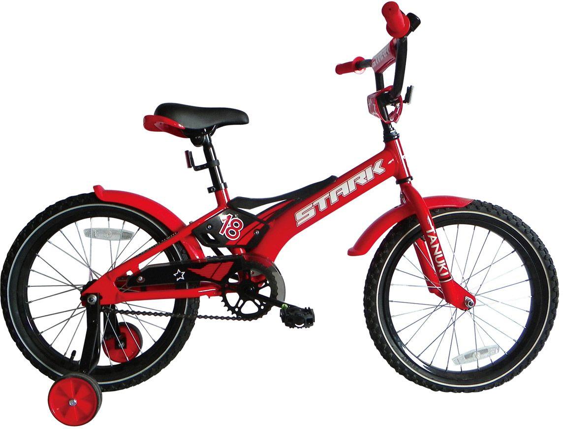 купить Велосипед Stark Tanuki 18 Boy 2017 недорого