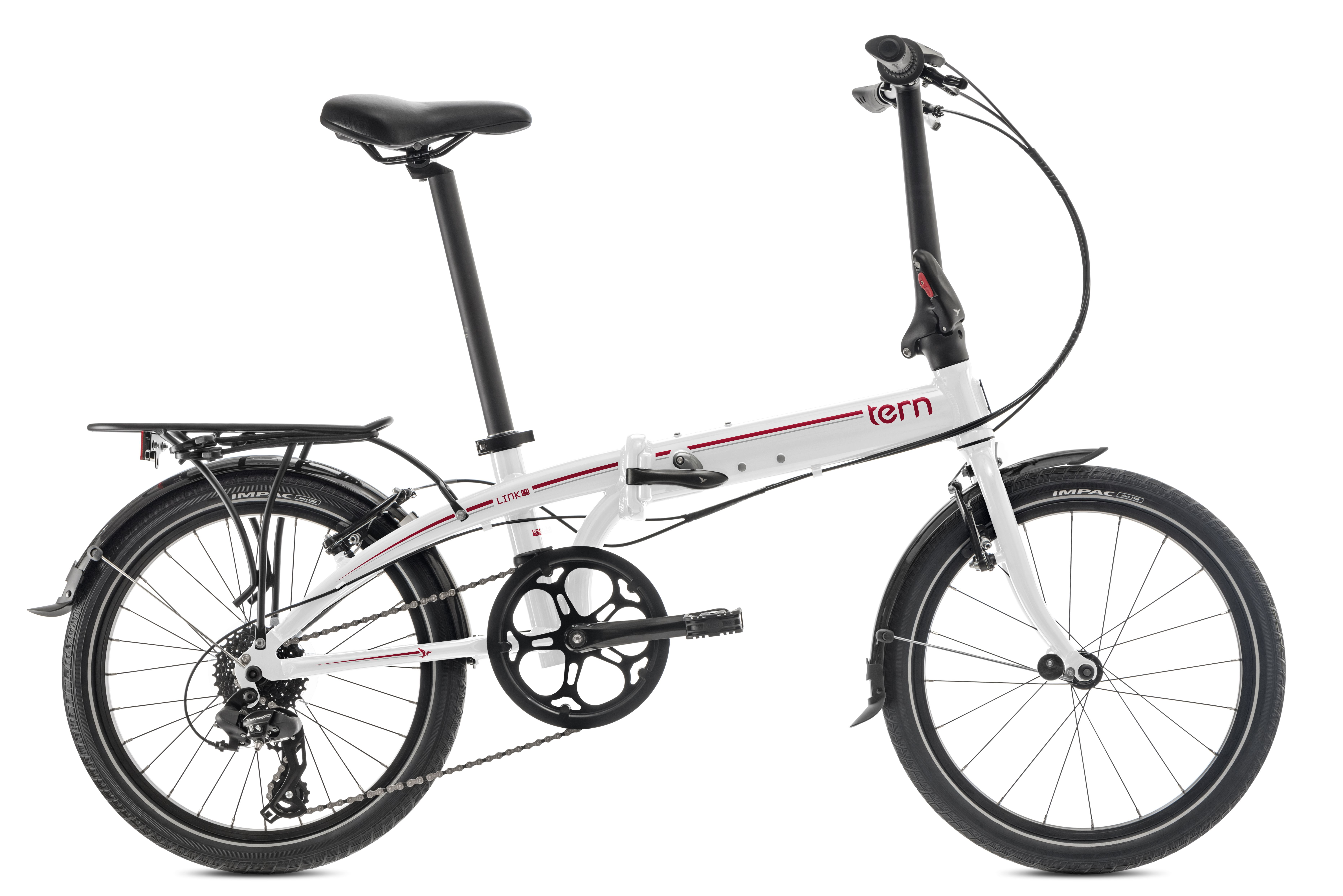 Велосипед Tern Link C8 2017