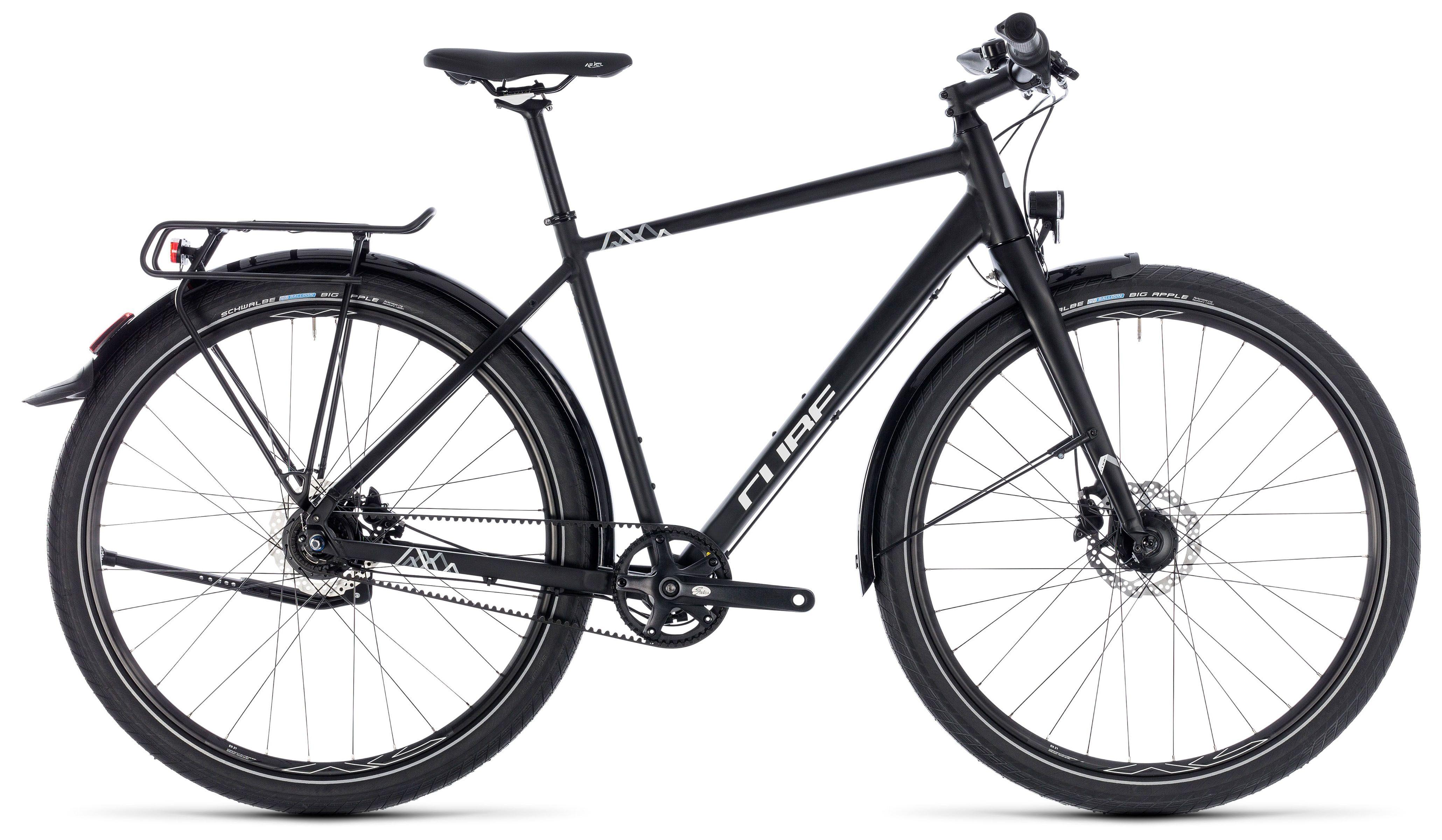 Велосипед Cube Travel Pro 2018
