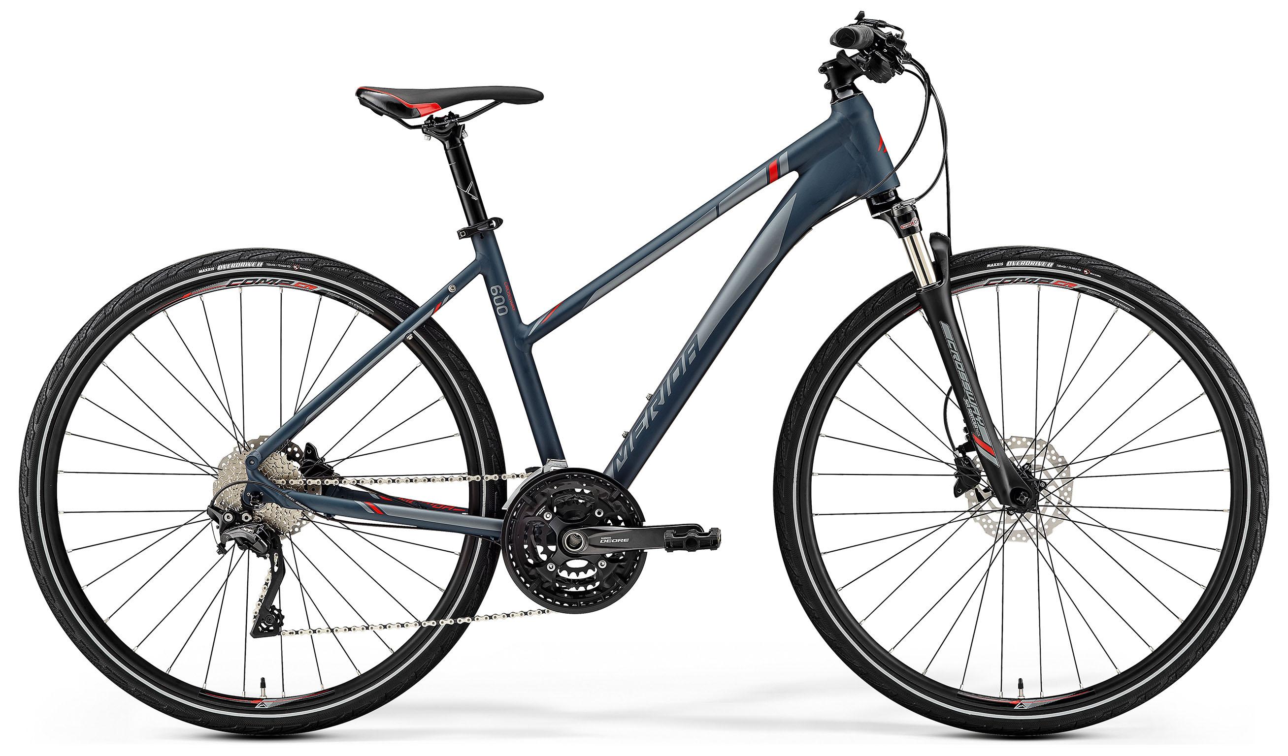 Велосипед Merida Crossway 600 Lady 2019 велосипед merida crossway 100 lady 2013