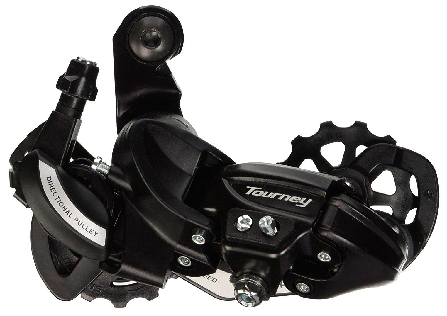 Запчасть Shimano Tourney TY500, 6/7ск. (ERDTY500D) запчасть shimano tourney ft35 a 6 7ск крепление на петух