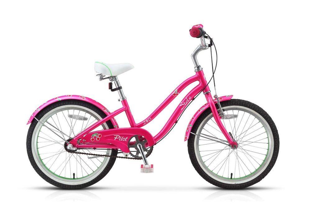 Велосипед Stels Pilot 240 Girl 3sp 2015