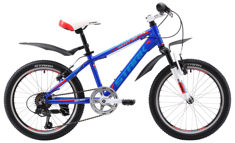 Велосипед Stark Rocket 20.1 V 2017 велосипед stark rocket 20 1 fs v 2017