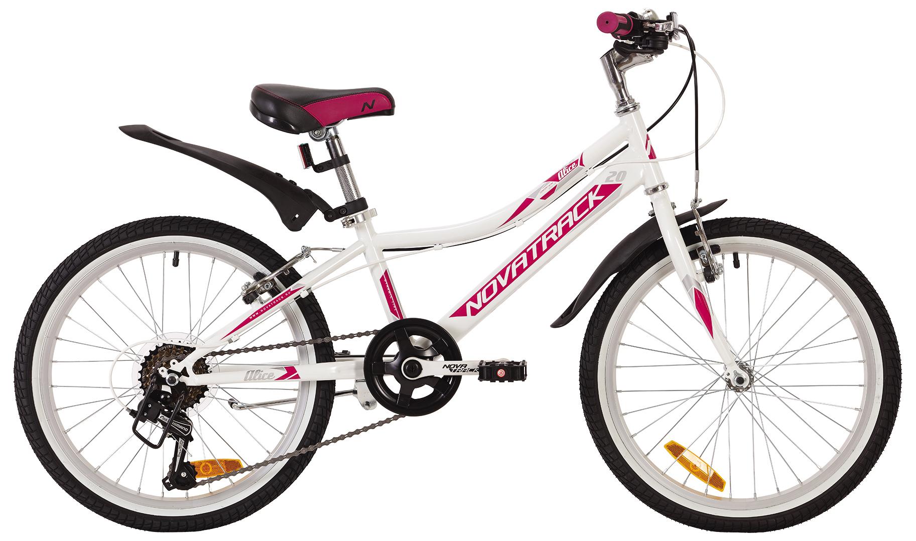 Велосипед Novatrack Alice 20 2019 велосипед novatrack cron 20 2019
